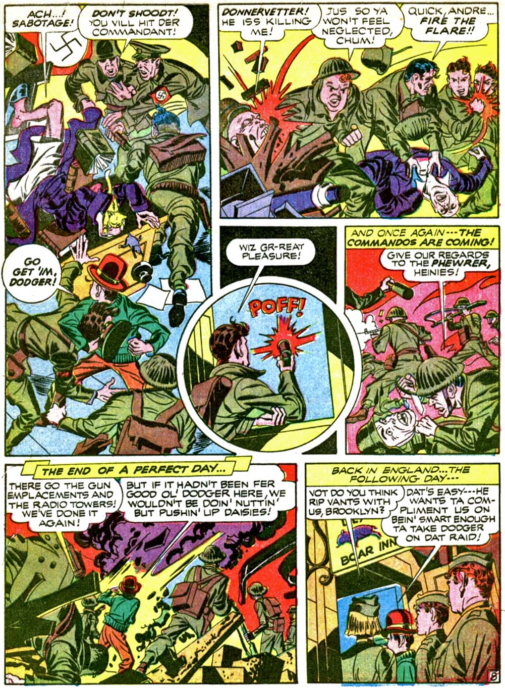 Boy Commandos issue 2 - Page 64