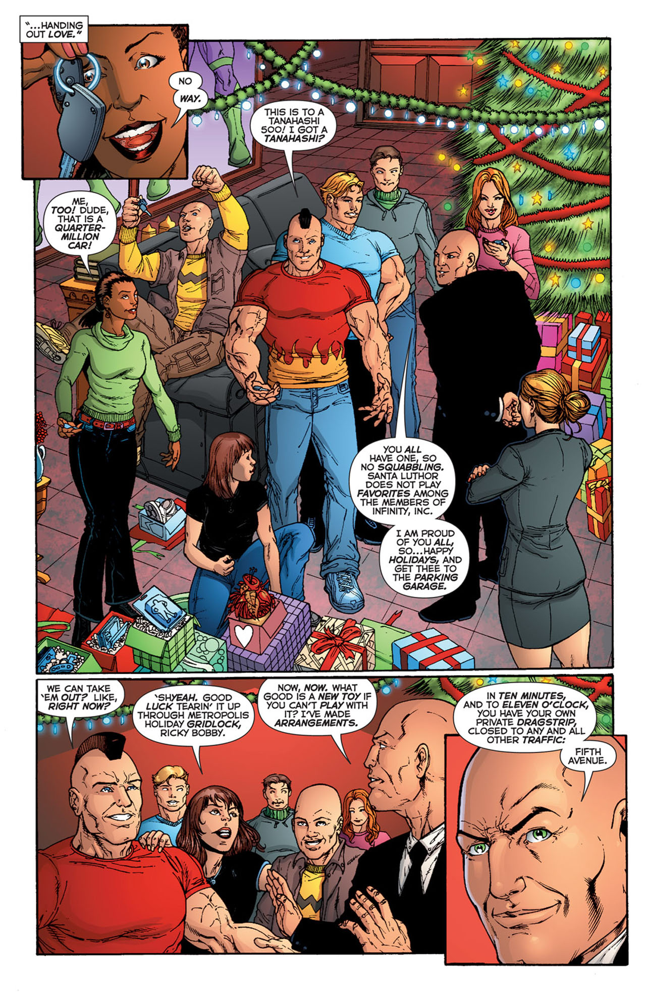 Read online 52 comic -  Issue #33 - 8