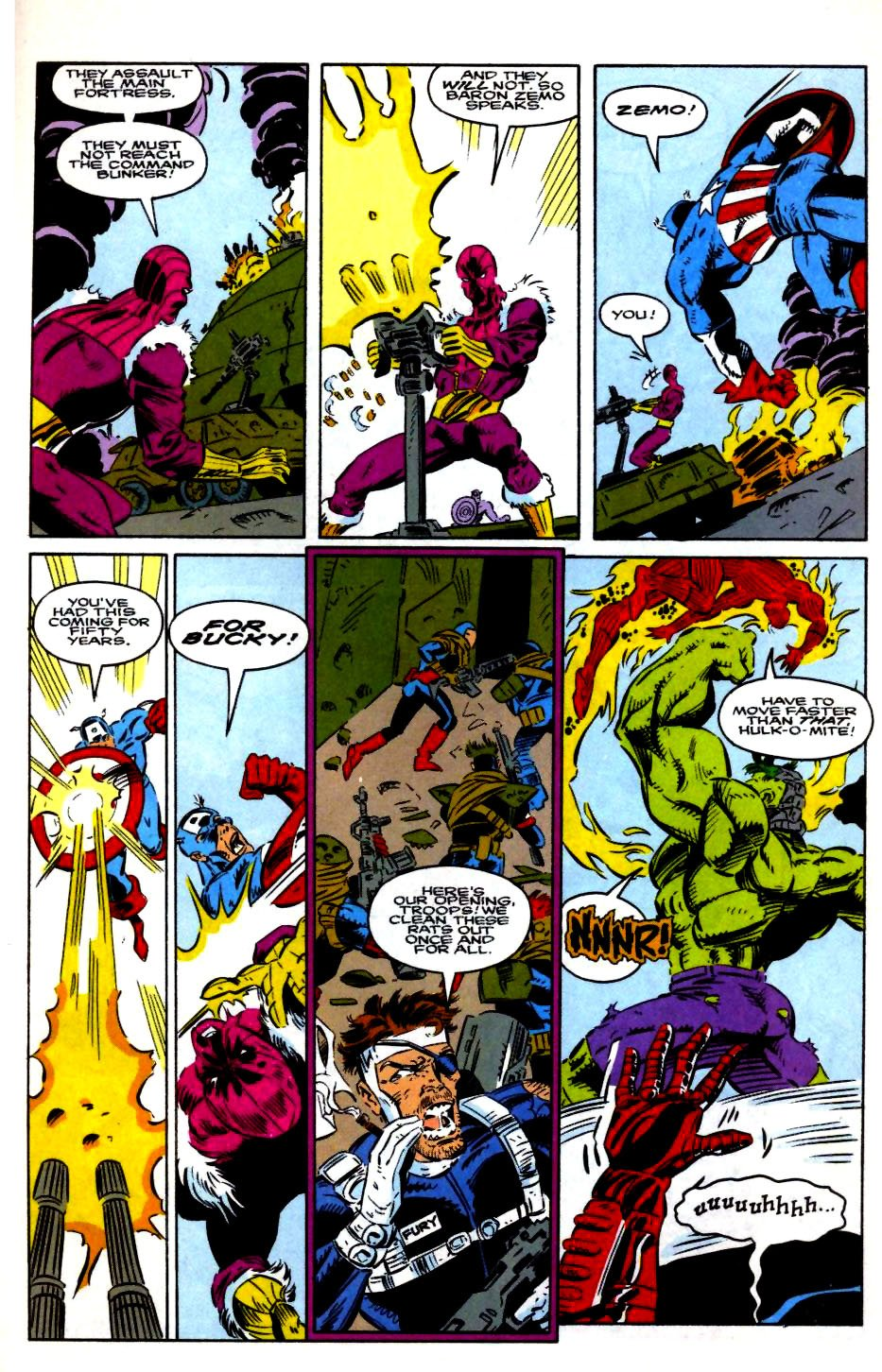 What If...? (1989) issue 68 - Page 23