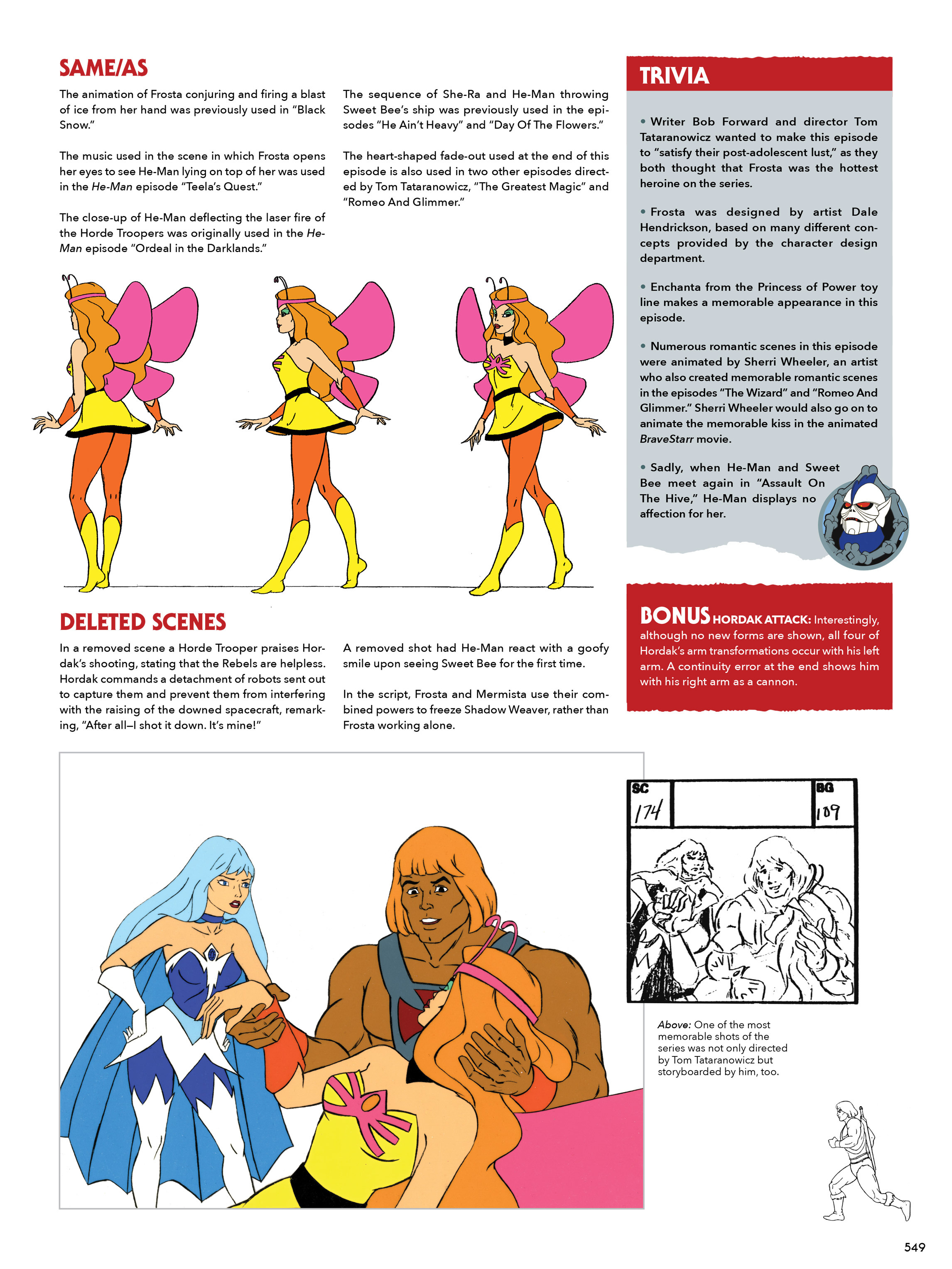 Read online He-Man and She-Ra: A Complete Guide to the Classic Animated Adventures comic -  Issue # TPB (Part 3) - 149