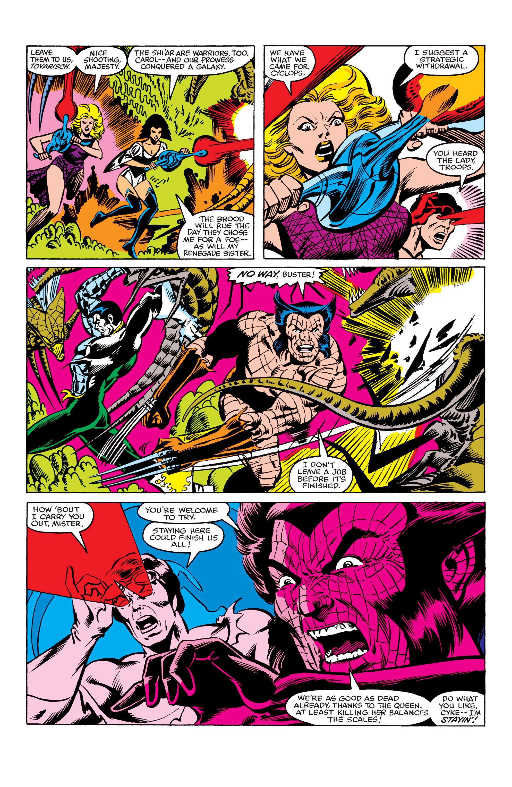 Read online Uncanny X-Men (1963) comic -  Issue #163 - 17