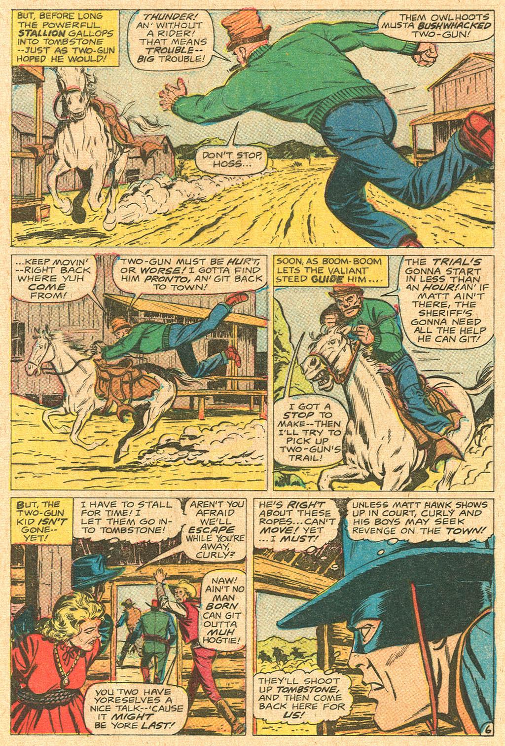 Read online Two-Gun Kid comic -  Issue #92 - 9