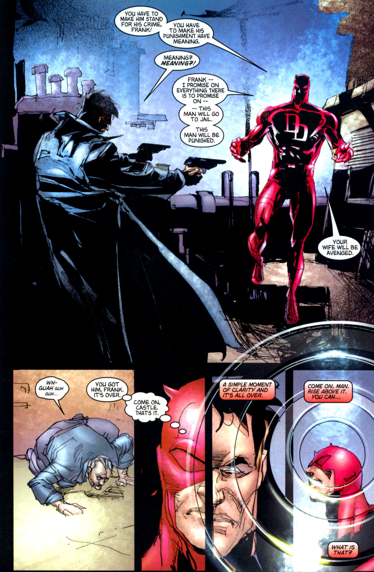 Read online Ultimate Marvel Team-Up comic -  Issue #8 - 25