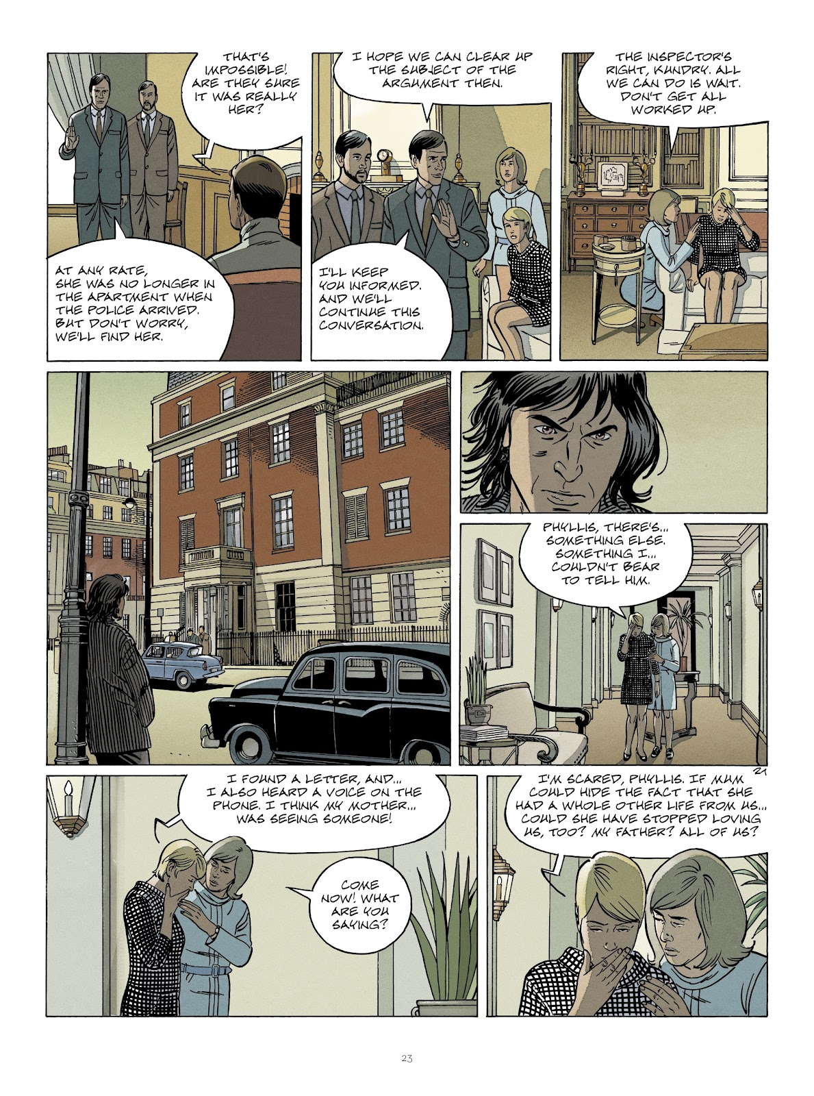 Read online Sherman comic -  Issue #7 - 23