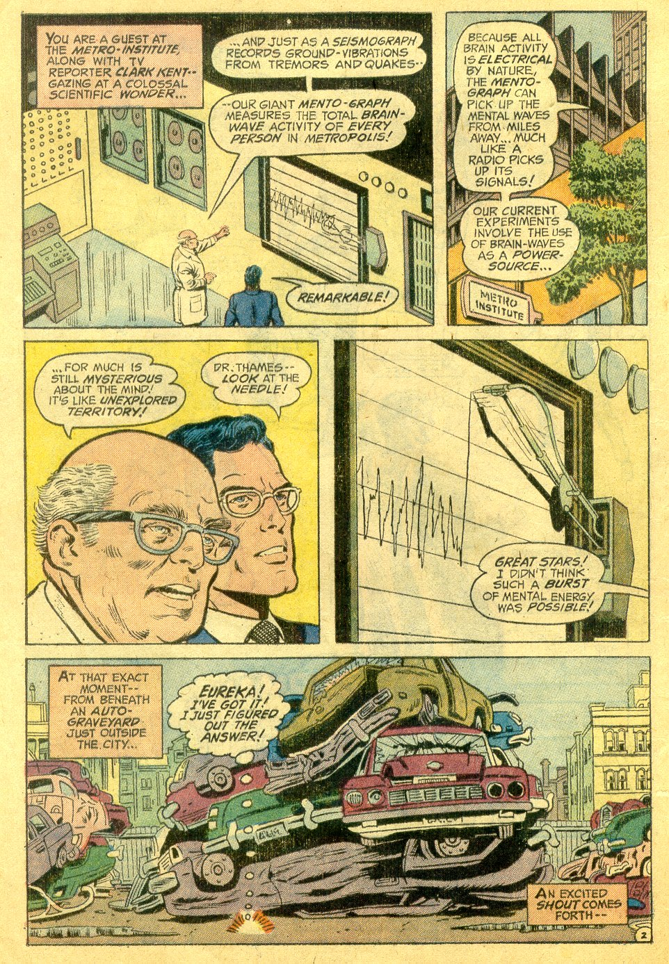 Action Comics (1938) 423 Page 2