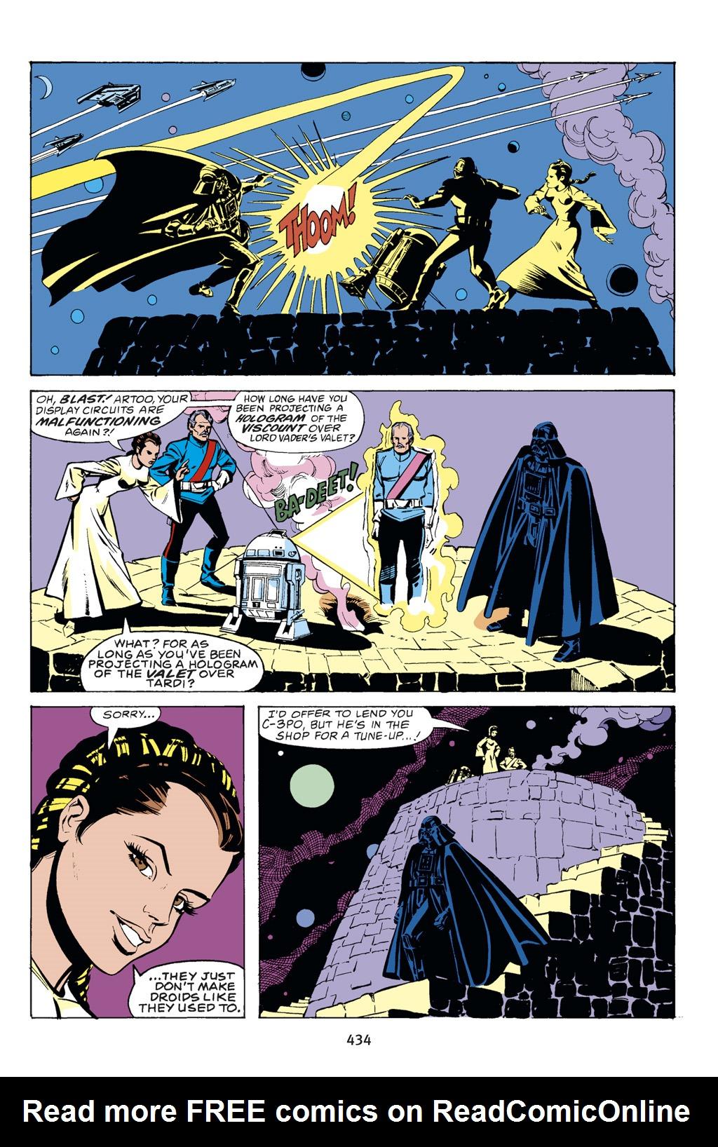 Read online Star Wars Omnibus comic -  Issue # Vol. 14 - 428