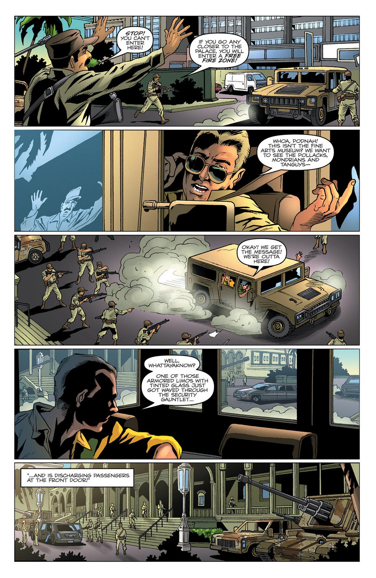 G.I. Joe: A Real American Hero 184 Page 11