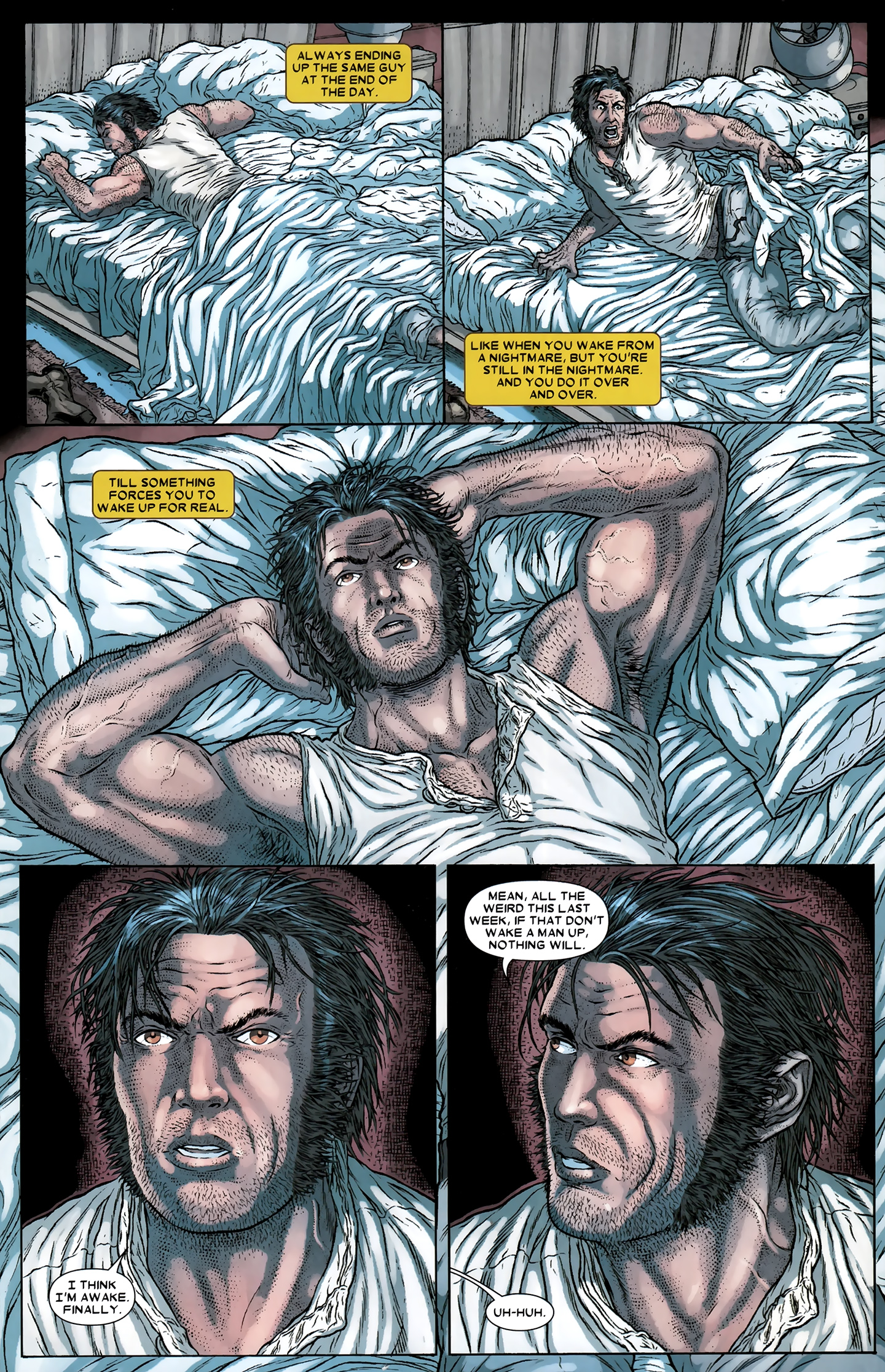 Read online Wolverine: The Best There Is comic -  Issue #12 - 24