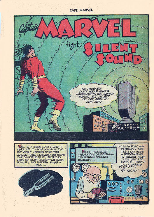 Captain Marvel Adventures issue 89 - Page 37