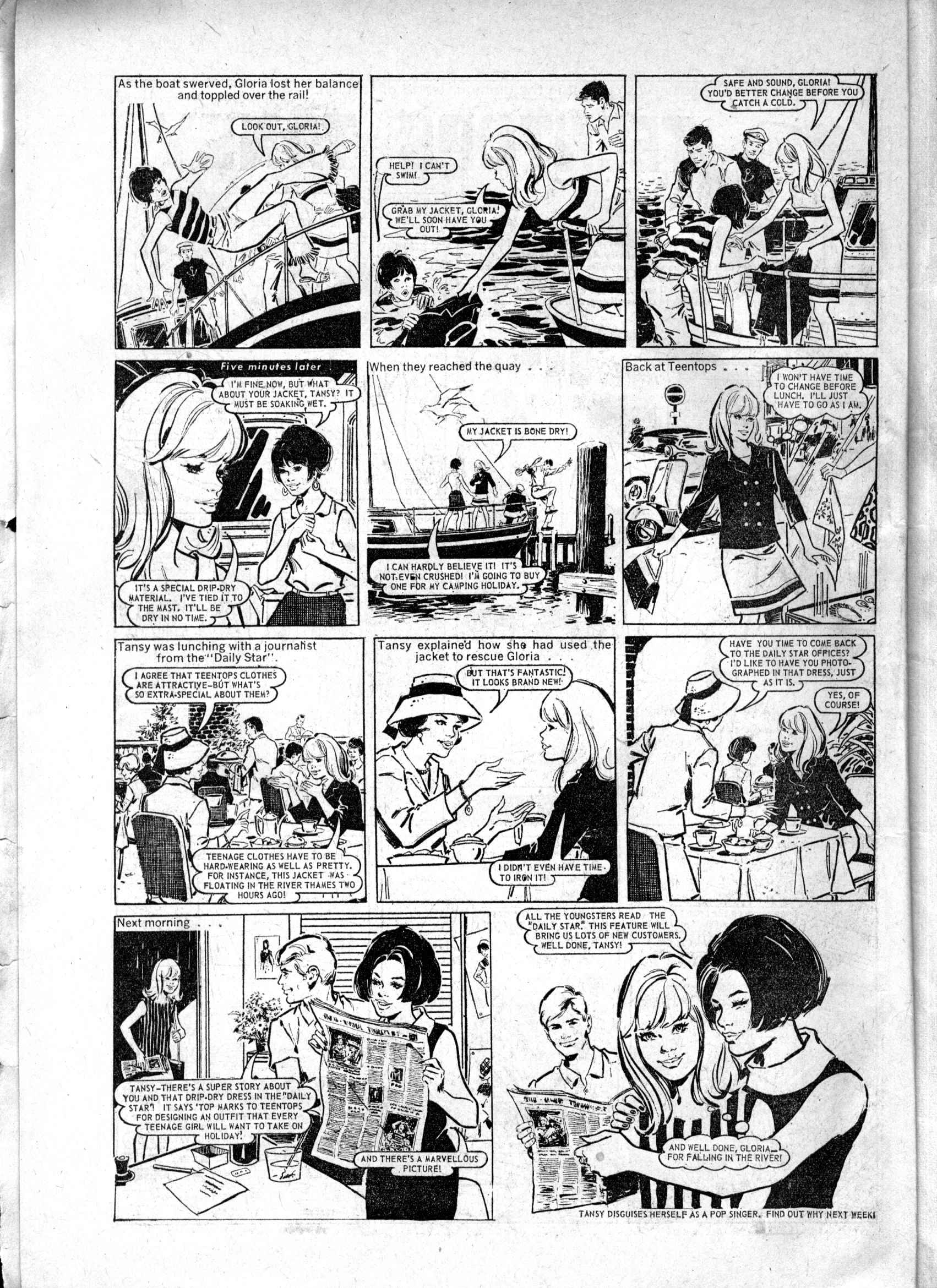 Read online Judy comic -  Issue #358 - 10