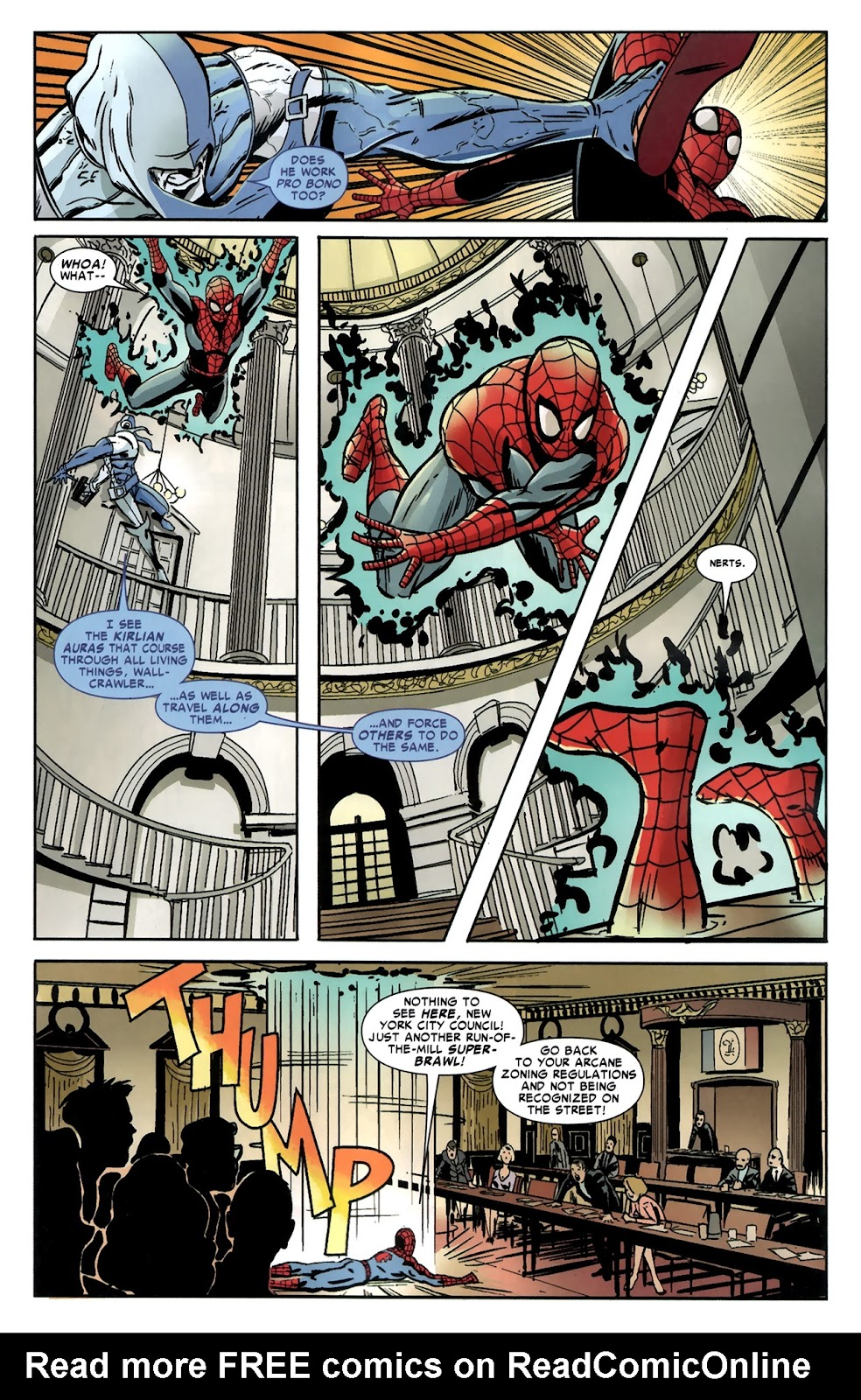 Web of Spider-Man (2009) Issue #10 #10 - English 10