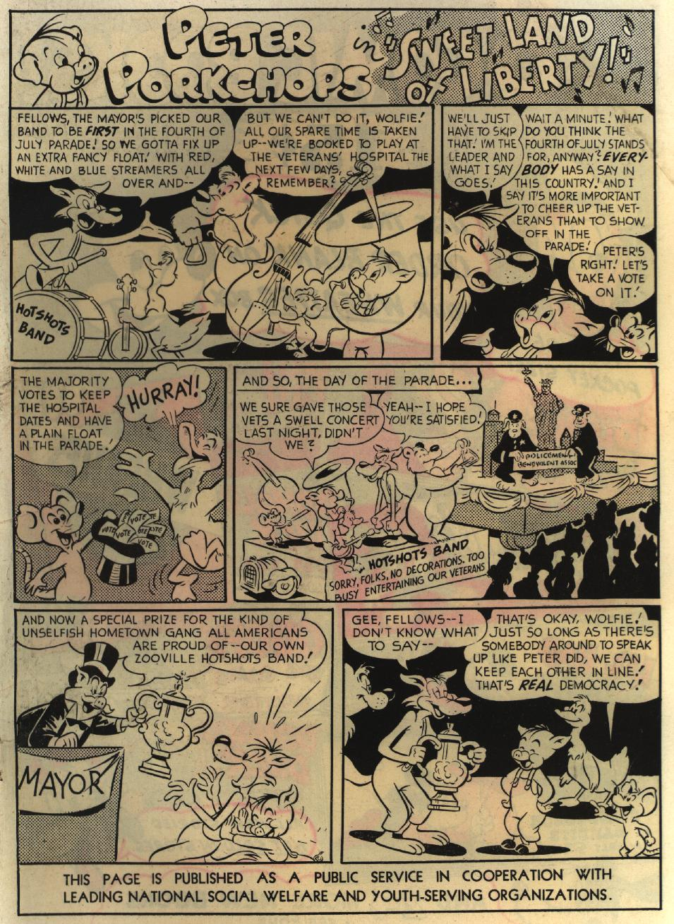 Read online All-Star Western (1951) comic -  Issue #60 - 51