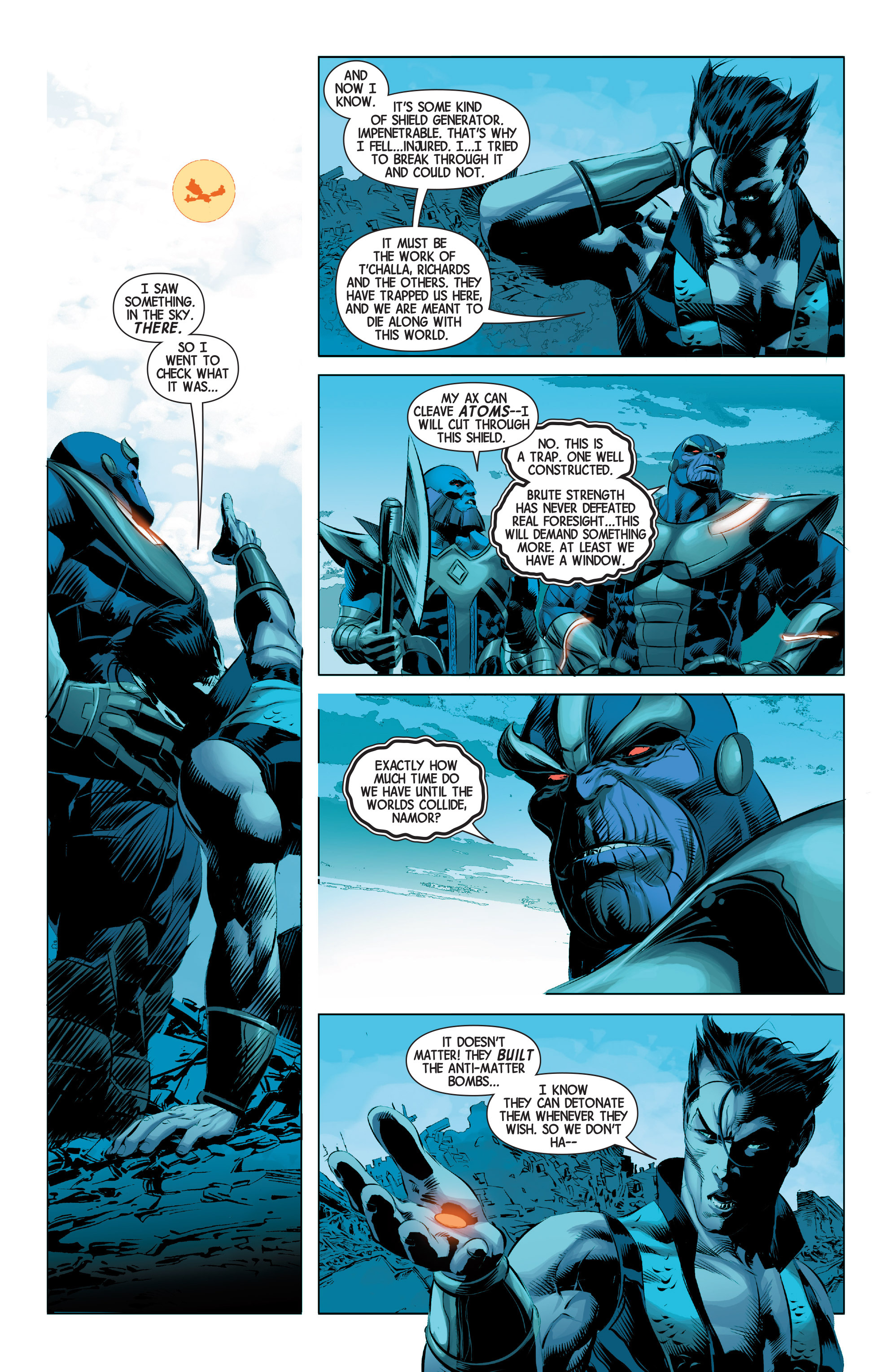 Read online Avengers (2013) comic -  Issue #41 - 19