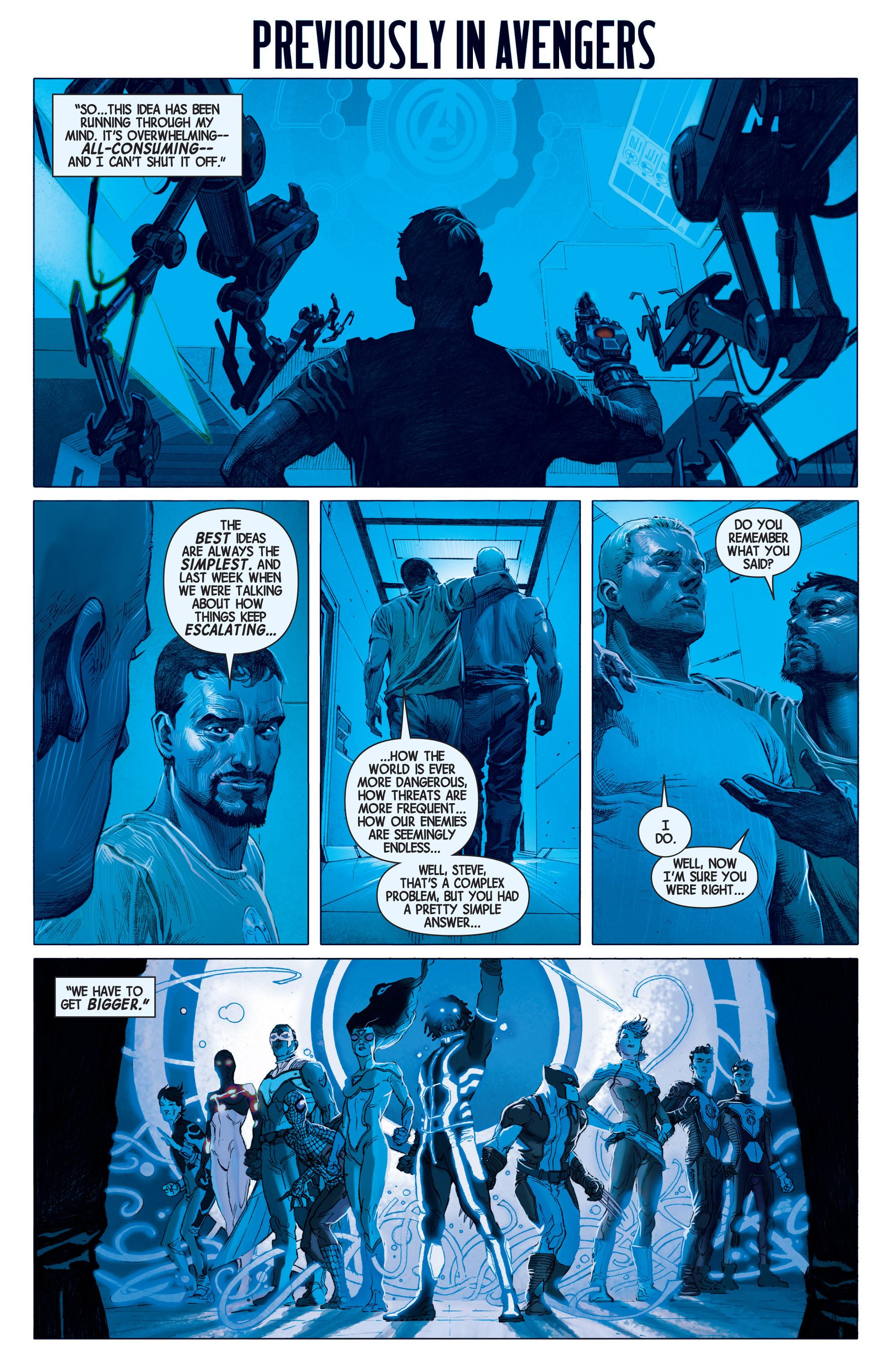 Read online Avengers (2013) comic -  Issue #Avengers (2013) _TPB 1 - 104