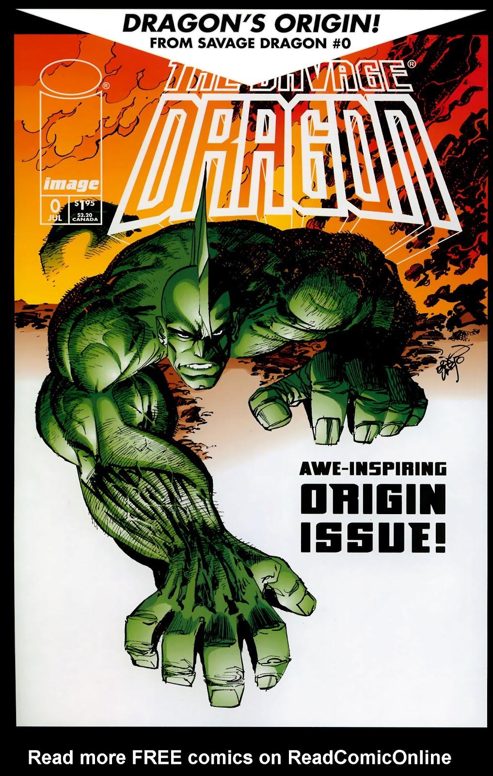 The Savage Dragon (1993) Issue #150 #153 - English 74