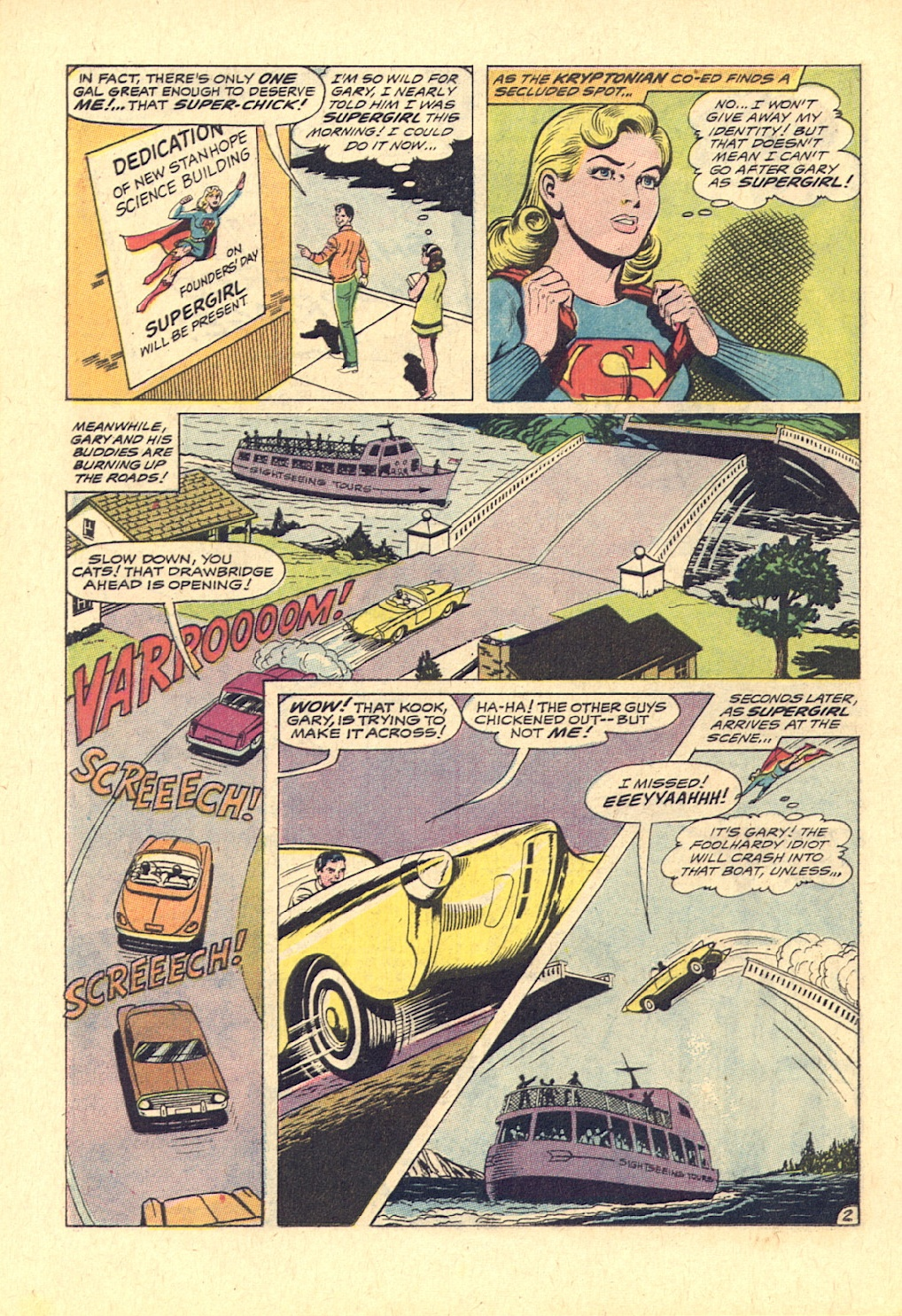 Read online Action Comics (1938) comic -  Issue #370 - 16