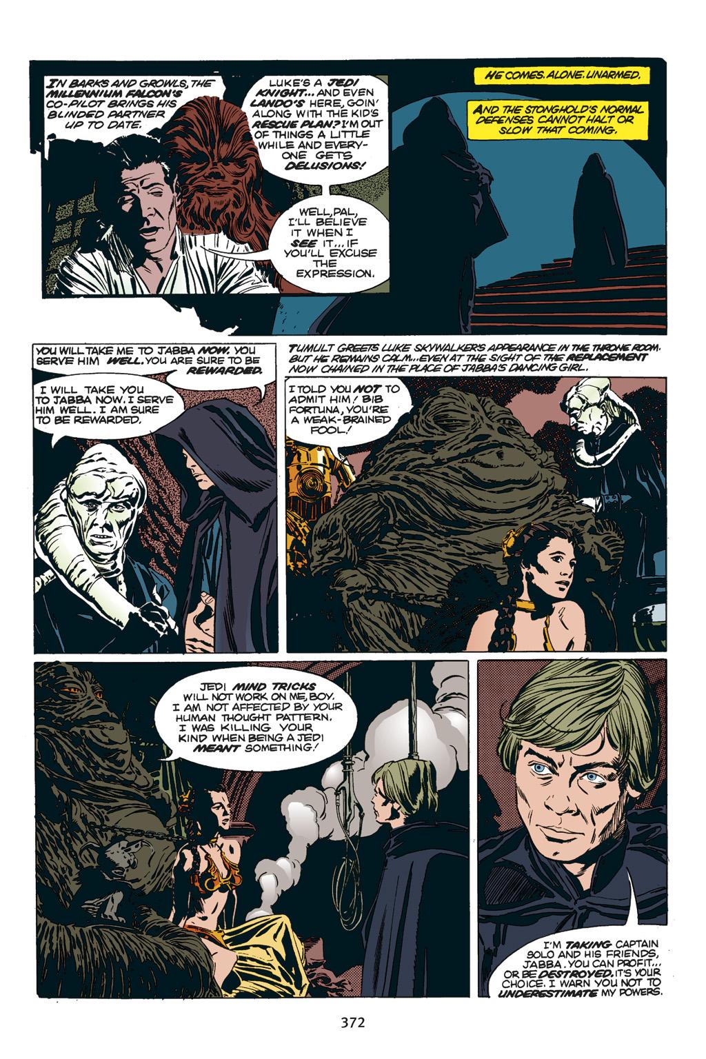 Read online Star Wars Omnibus comic -  Issue # Vol. 18.5 - 91