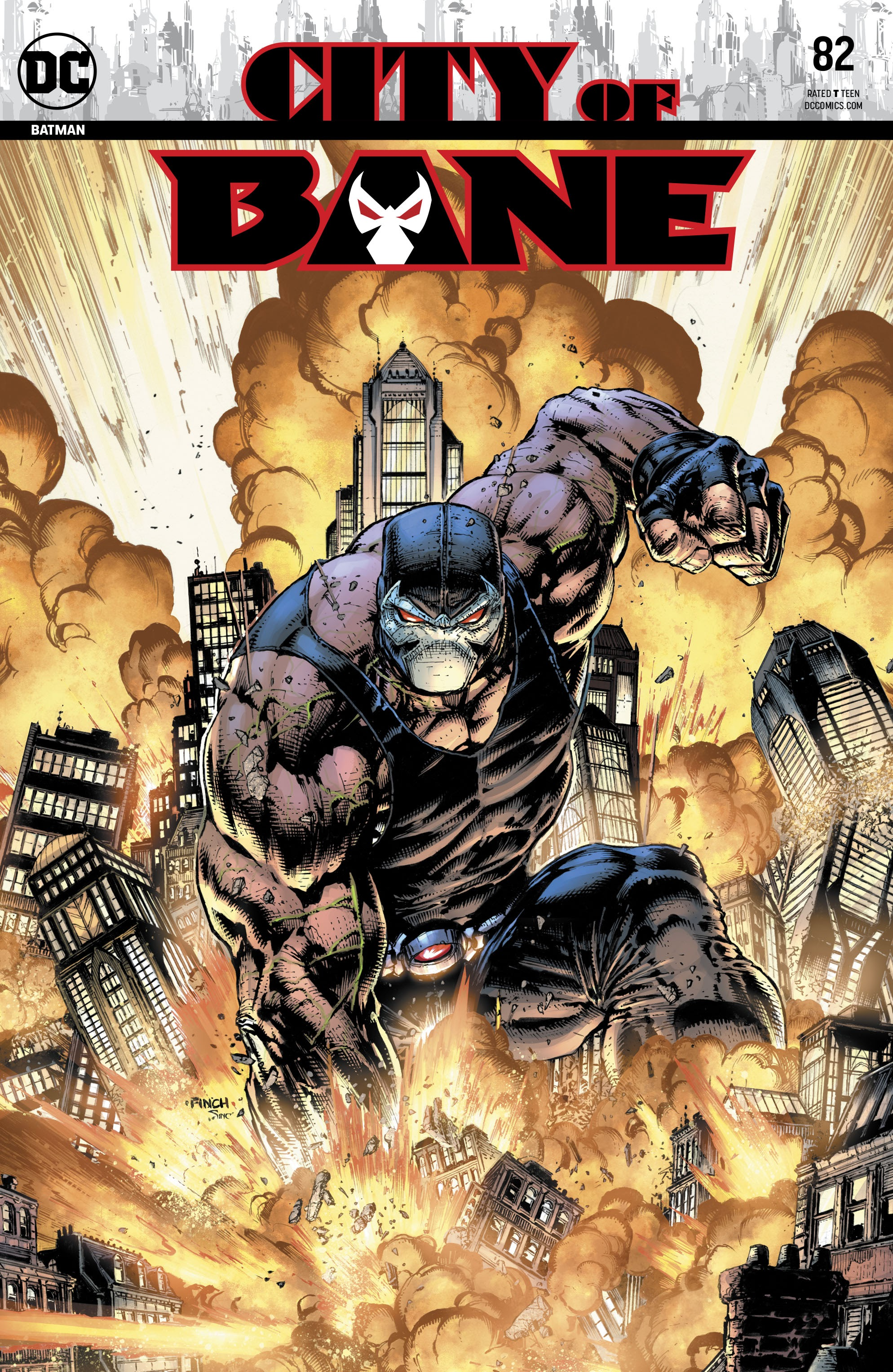 Batman (2016) 82 Page 1