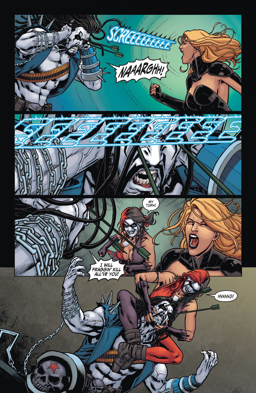 Injustice: Gods Among Us [I] issue _Annual_1 - Page 34
