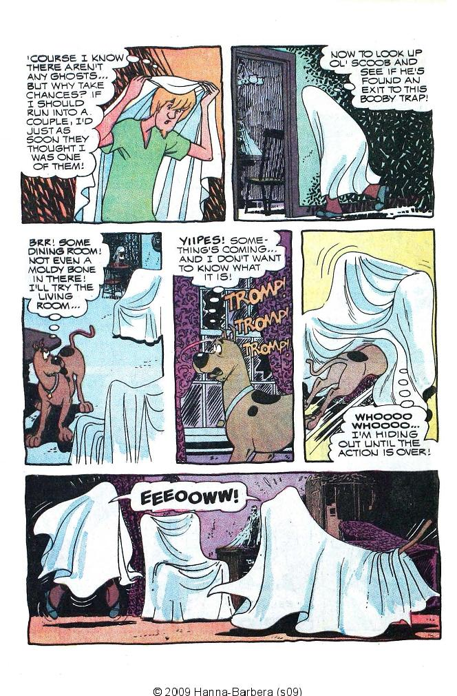 Read online Scooby-Doo... Mystery Comics comic -  Issue #19 - 32