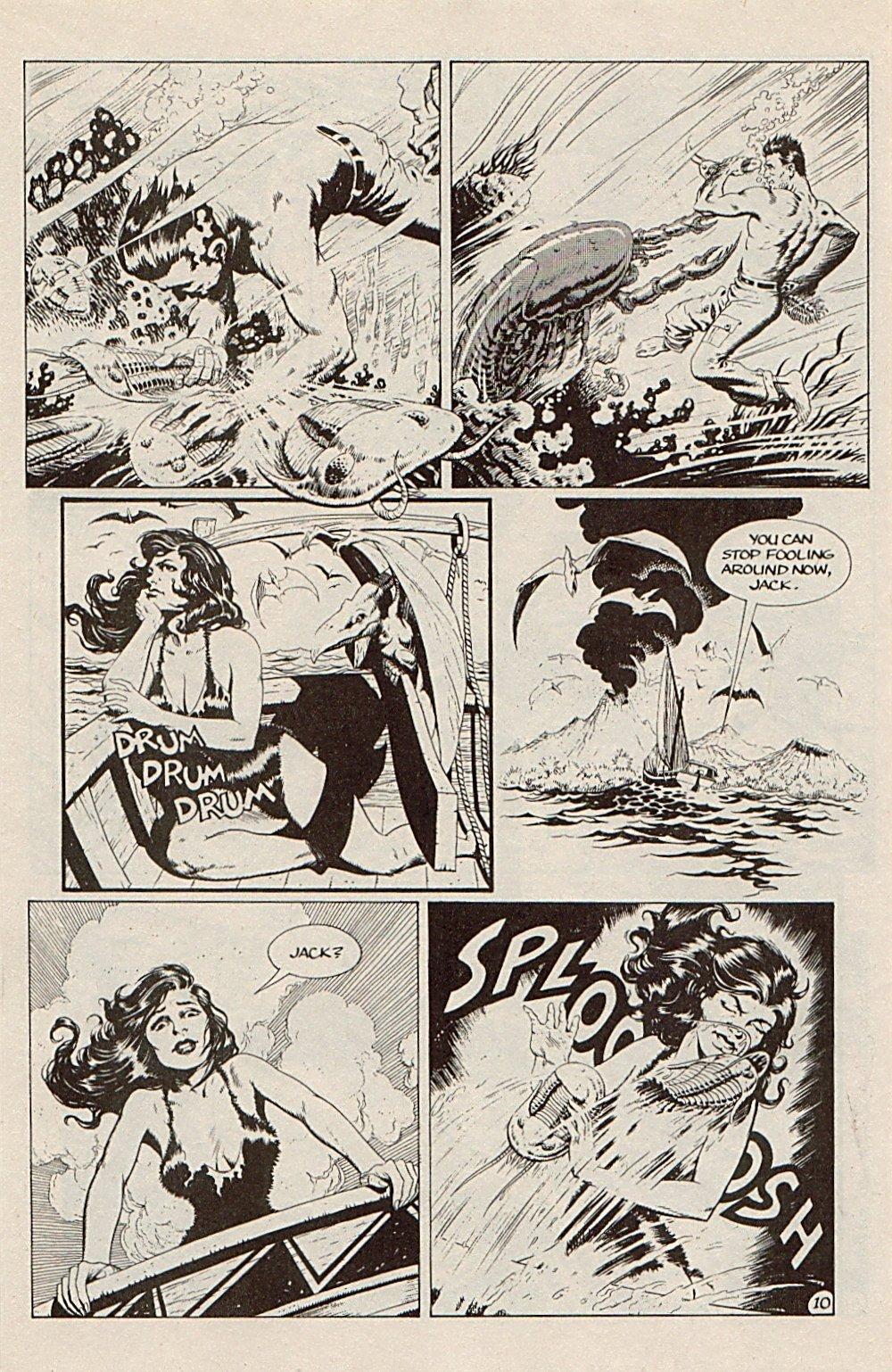 Read online Xenozoic Tales comic -  Issue #5 - 13