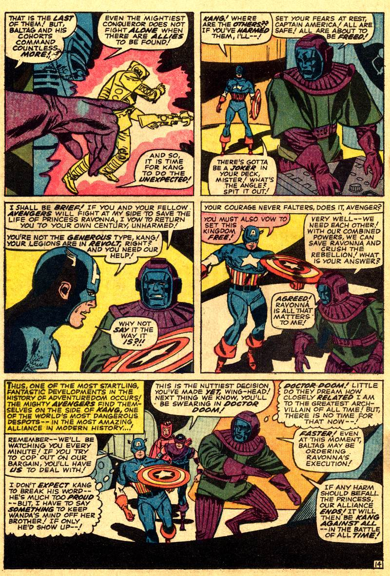 The Avengers (1963) 24 Page 14