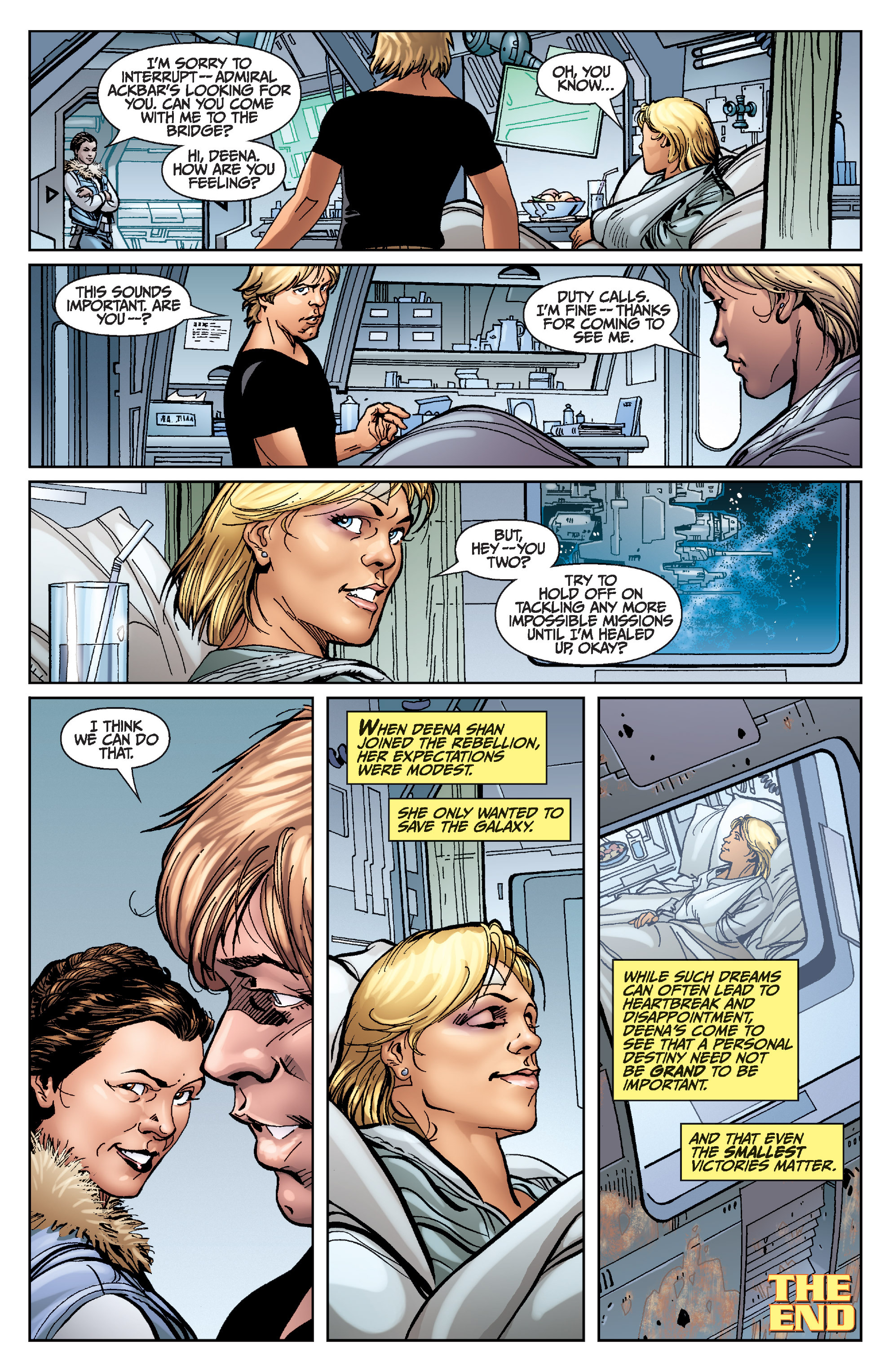 Read online Star Wars Omnibus comic -  Issue # Vol. 20 - 393