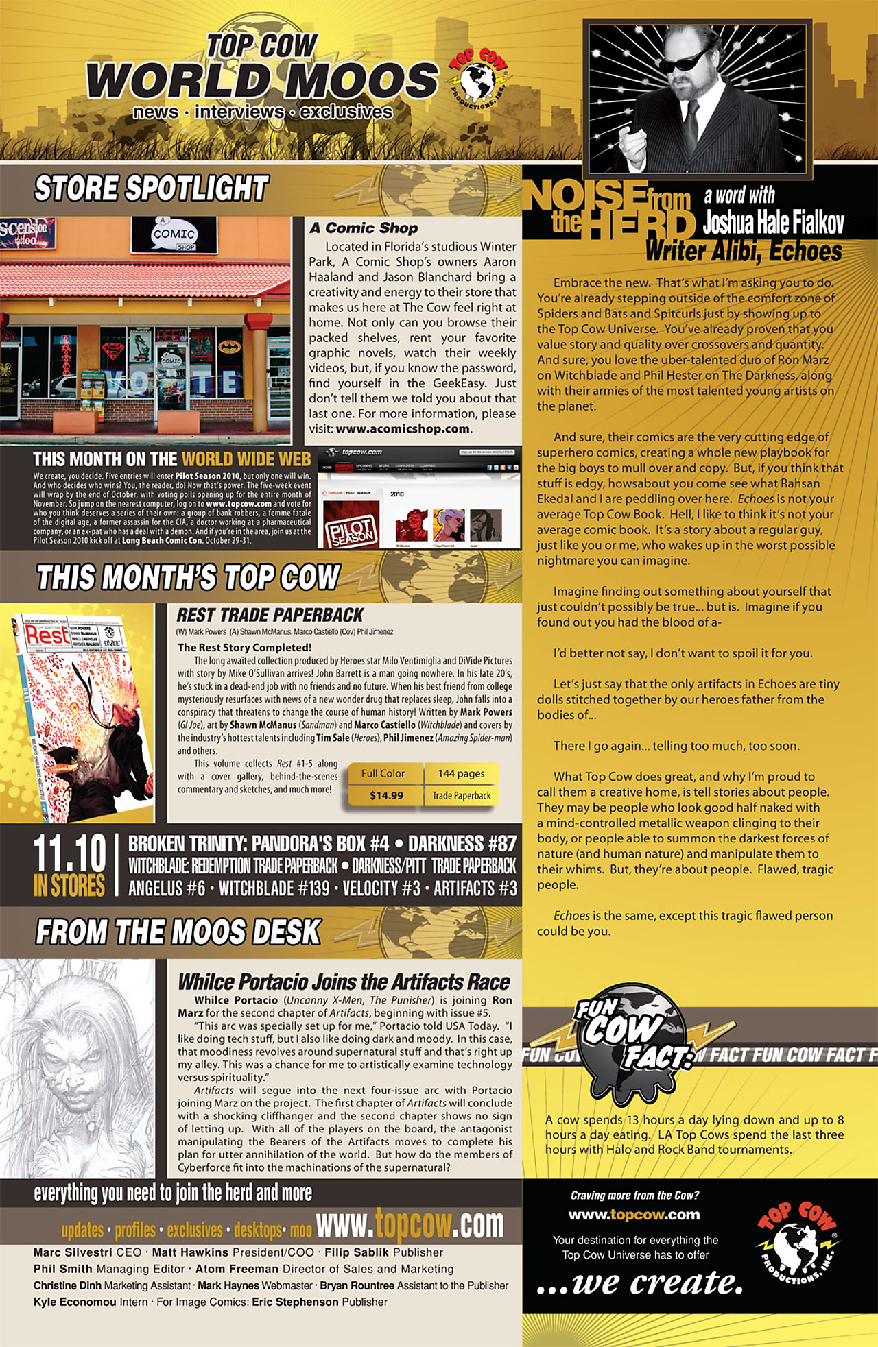 Read online Echoes comic -  Issue # TPB - 58