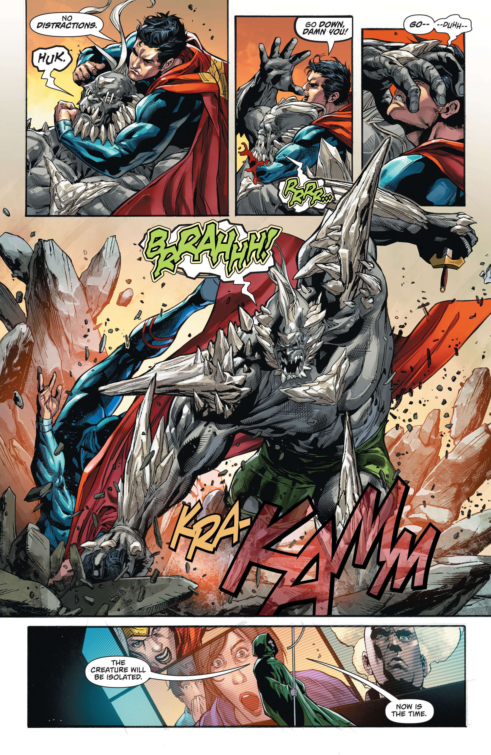 Read online Action Comics (2016) comic -  Issue #961 - 11