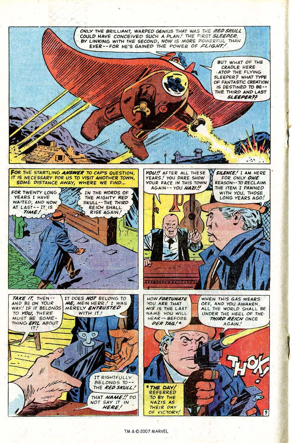 Read online Captain America (1968) comic -  Issue # _Annual 2 - 26