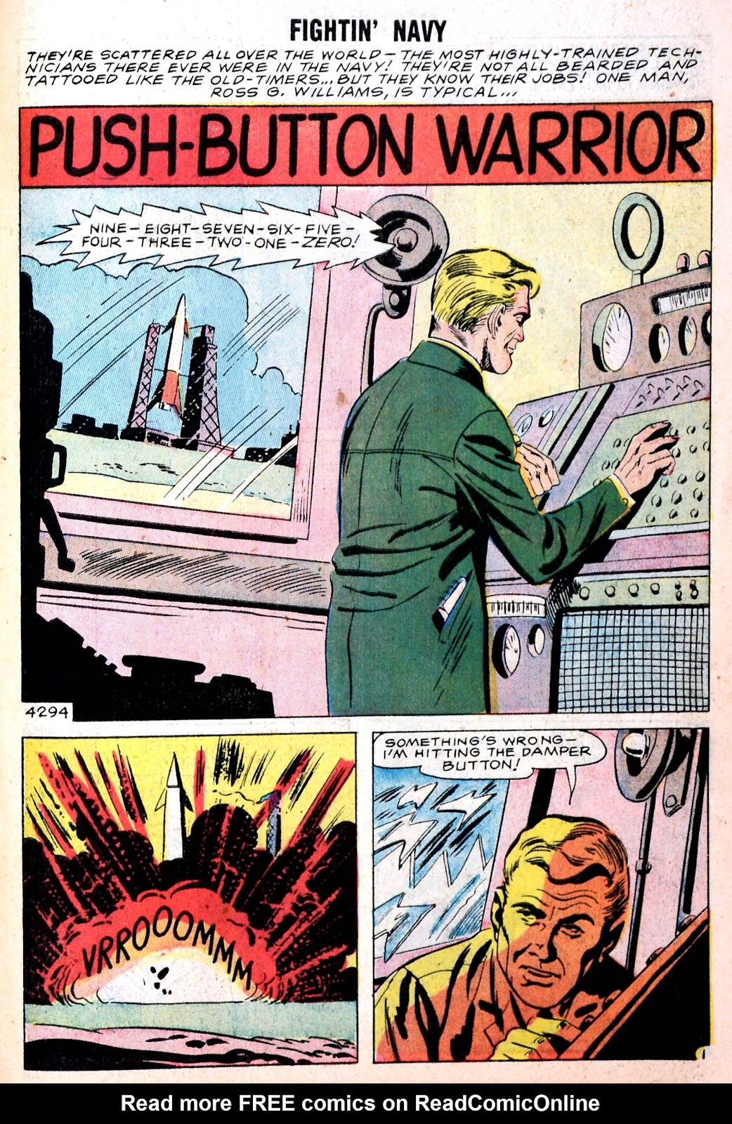 Read online Fightin' Navy comic -  Issue #85 - 27