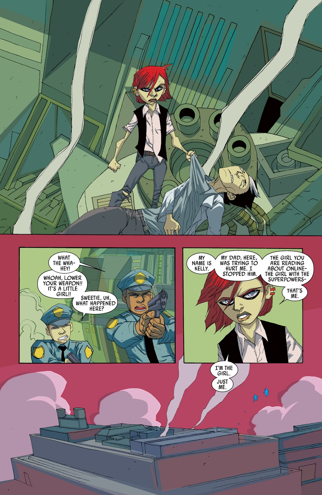 Read online Takio (2012) comic -  Issue #4 - 17