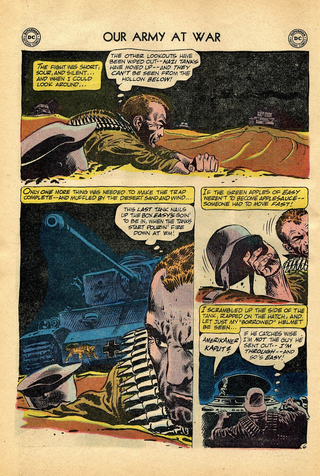 Our Army at War (1952) issue 99 - Page 8