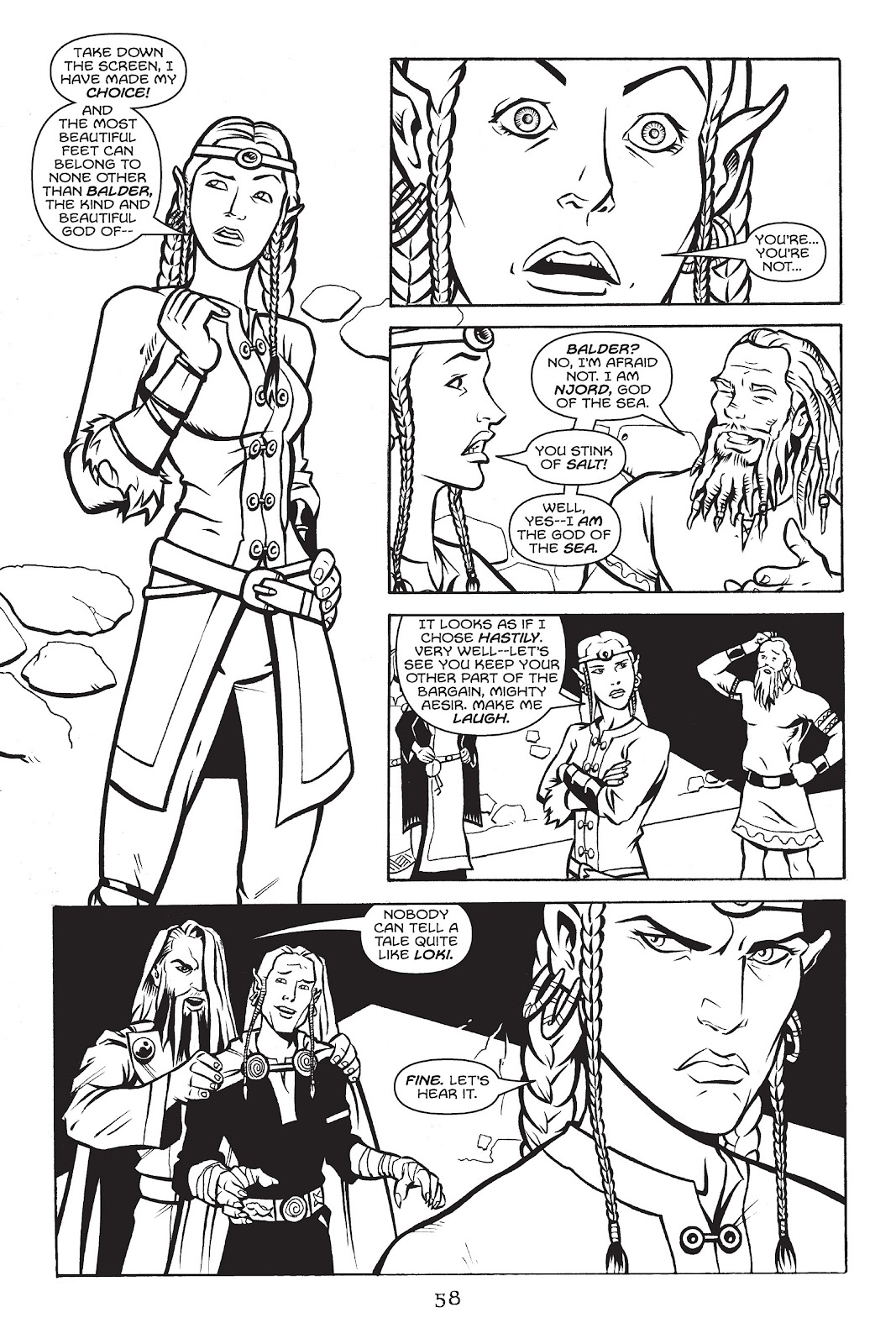 Read online Gods of Asgard comic -  Issue # TPB (Part 1) - 59
