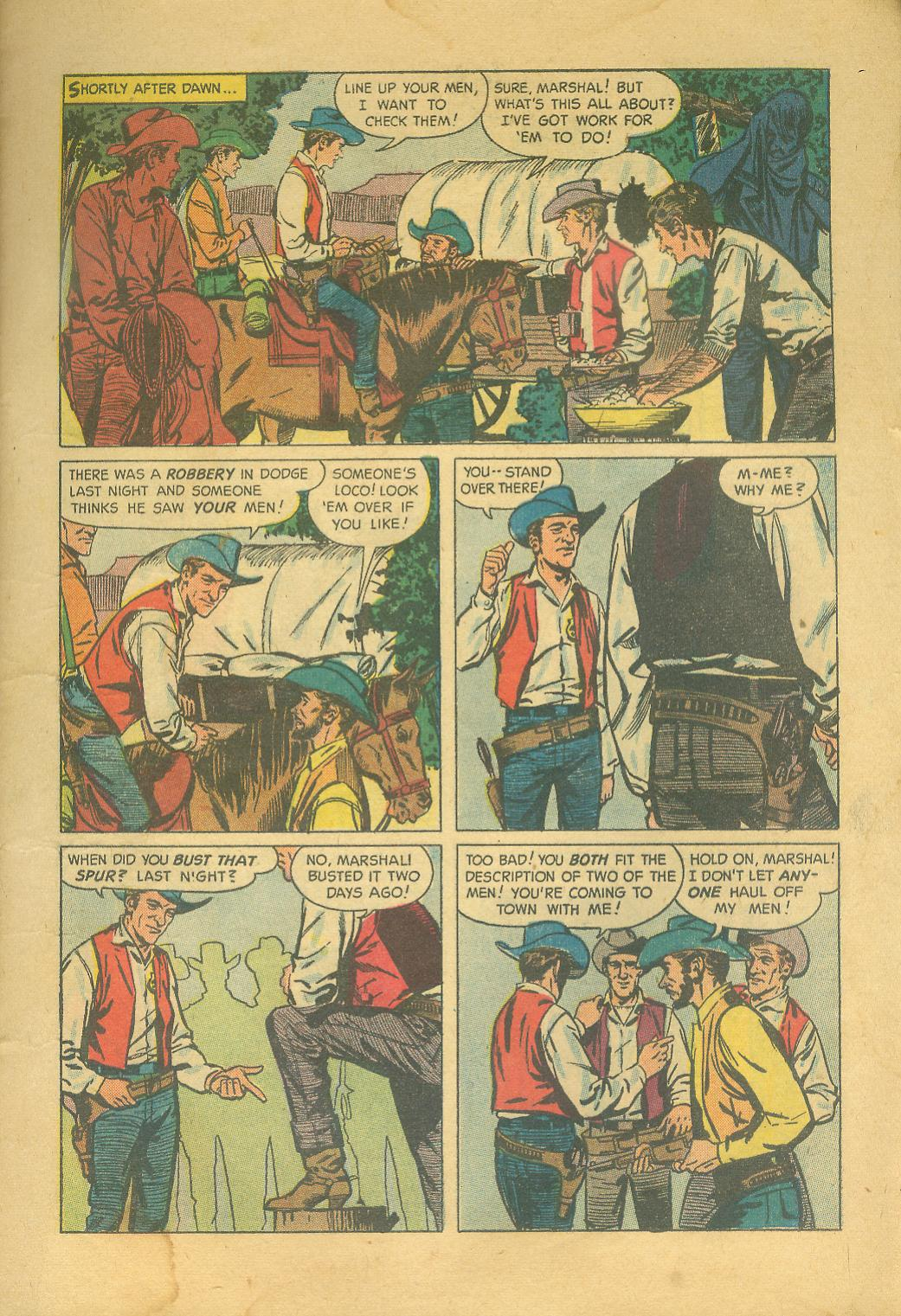Four Color Comics issue 769 - Page 7