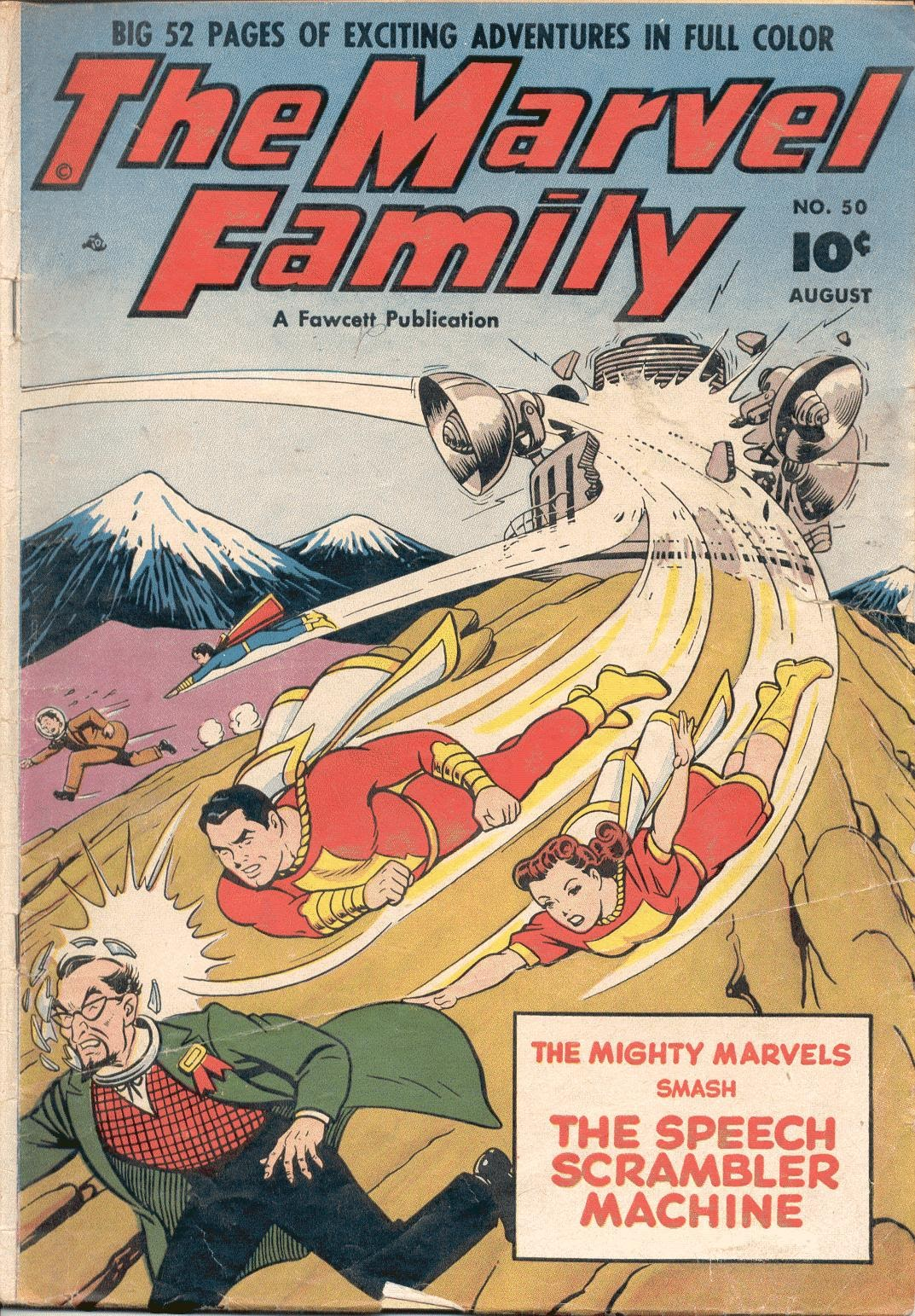 The Marvel Family 50 Page 1