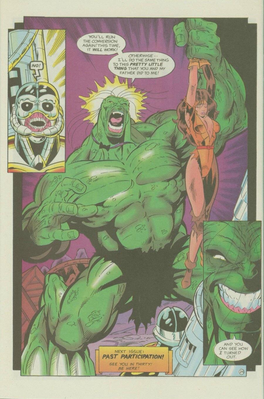 Read online Ex-Mutants comic -  Issue #6 - 30