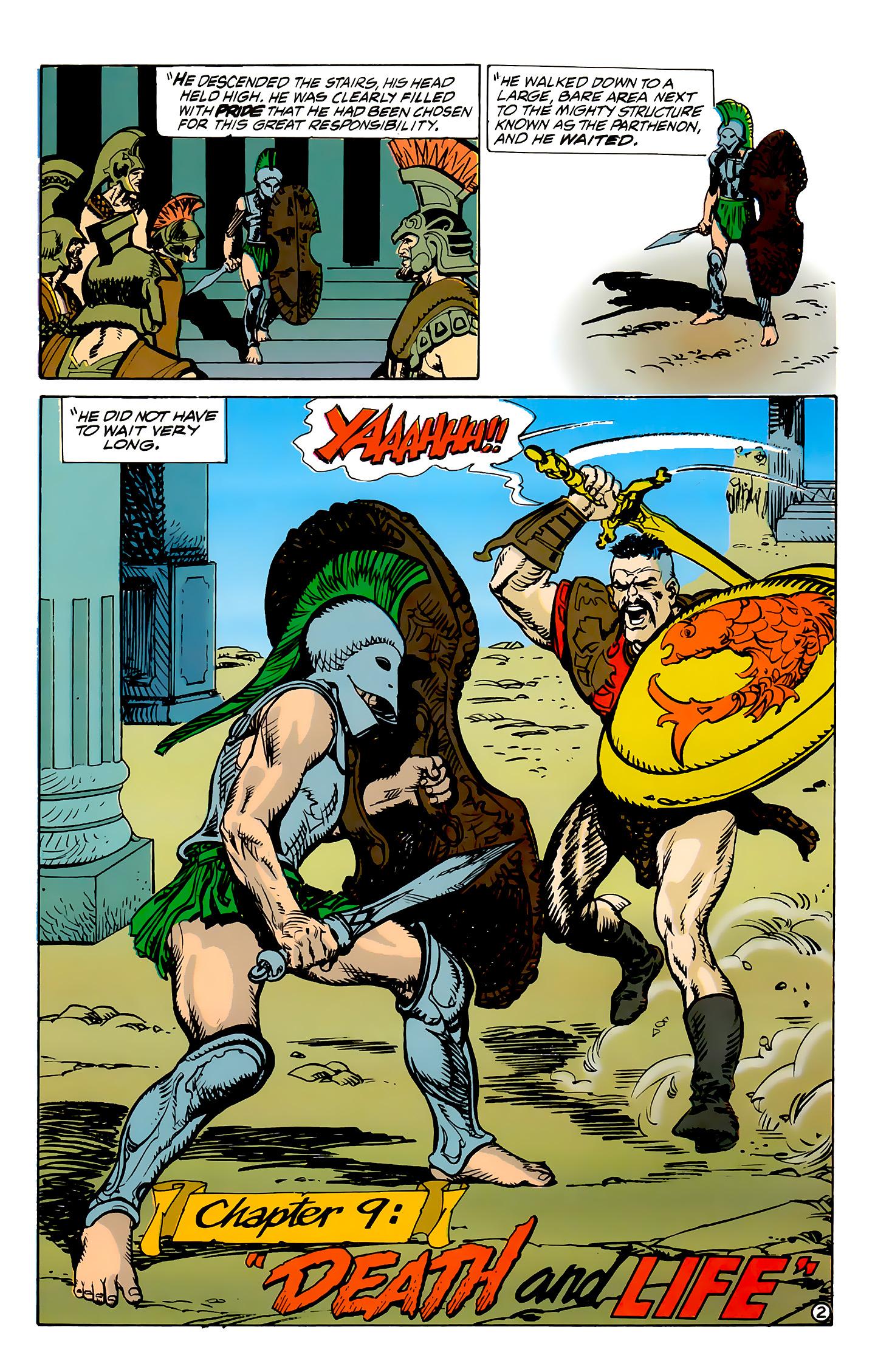 Read online Atlantis Chronicles comic -  Issue #7 - 3