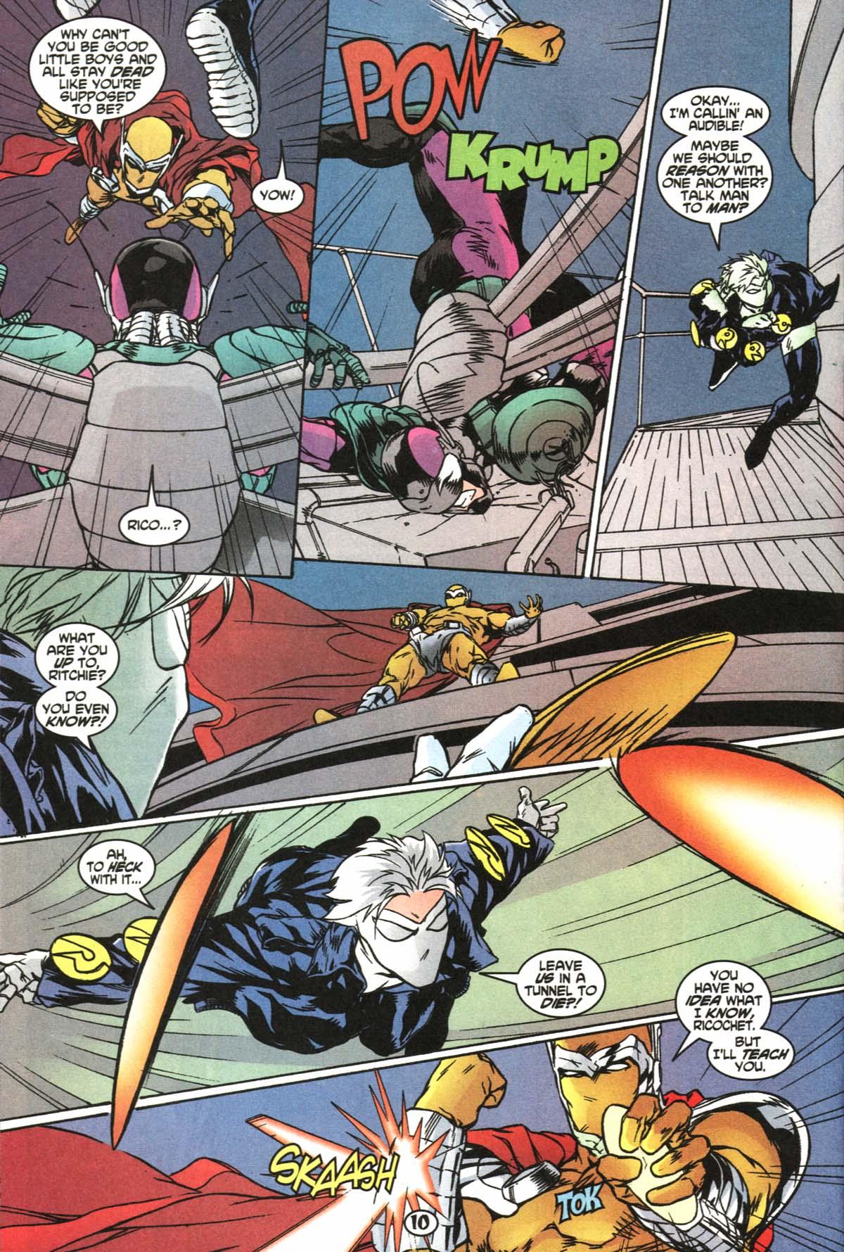 Read online Slingers comic -  Issue #4 - 11