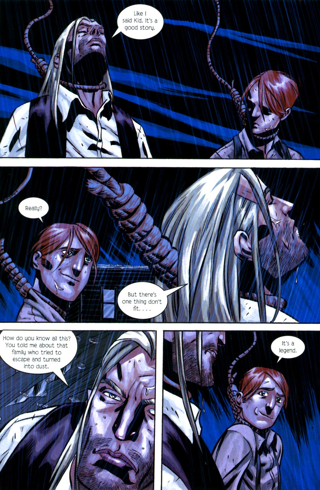 Read online The Ballad of Sleeping Beauty comic -  Issue #1 - 24