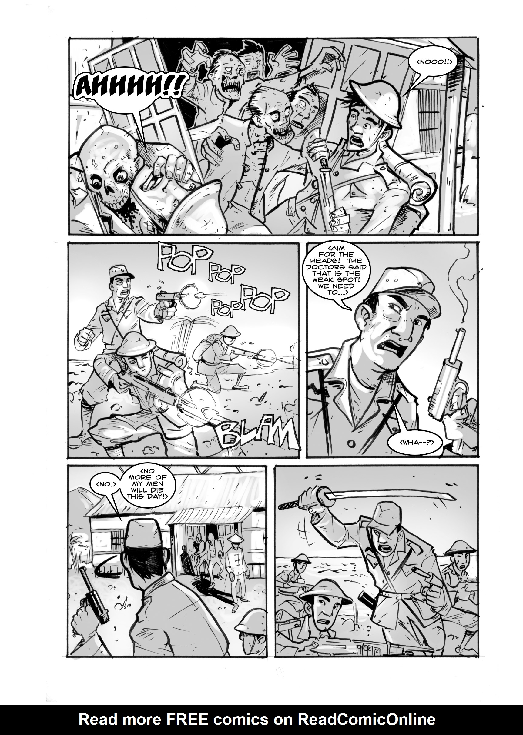Read online FUBAR comic -  Issue #2 - 233