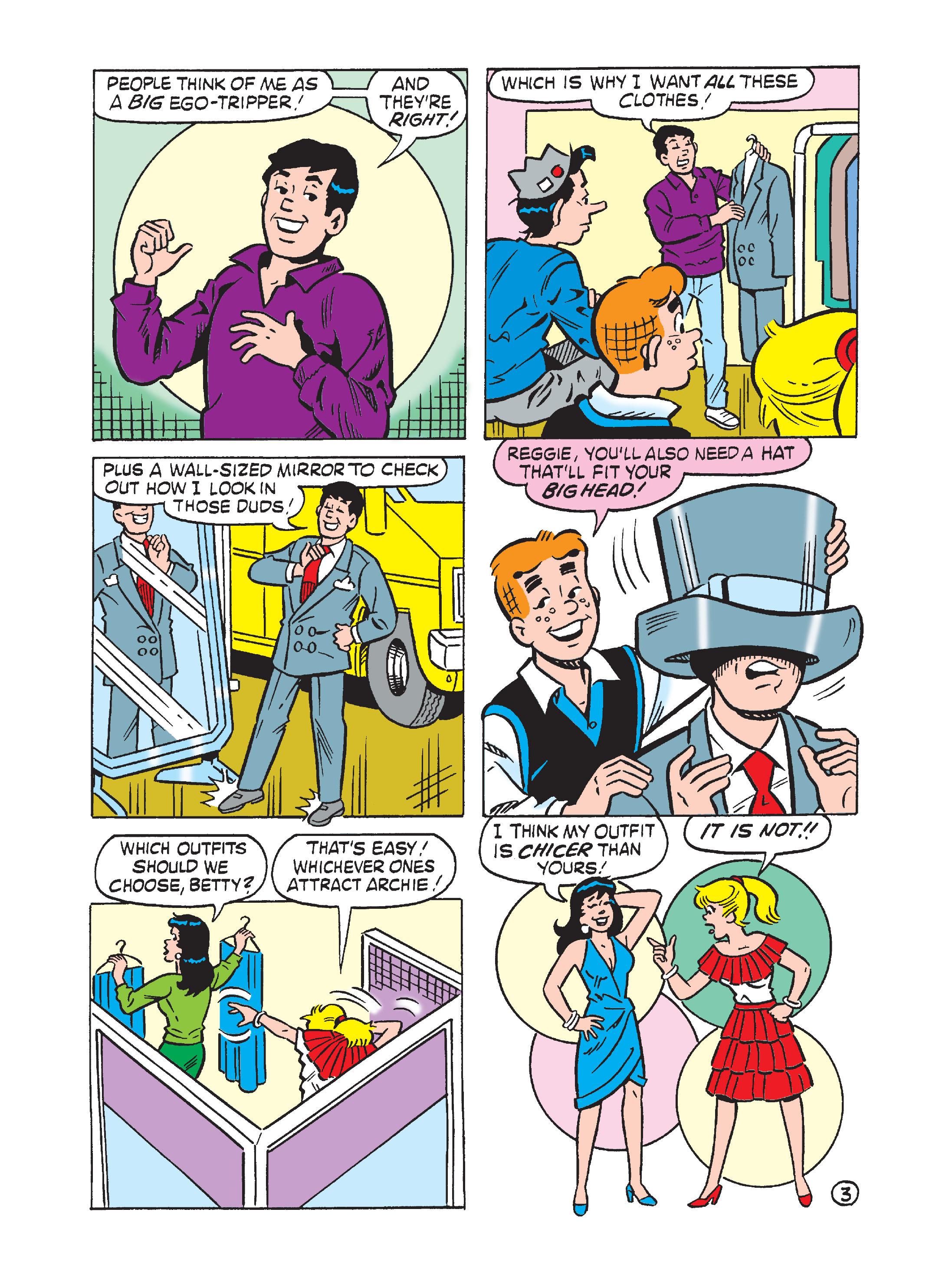 Read online Archie 1000 Page Comics Bonanza comic -  Issue #1 (Part 2) - 28