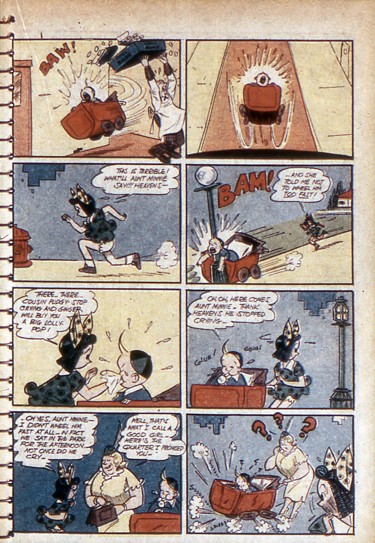 Read online Adventure Comics (1938) comic -  Issue #53 - 56