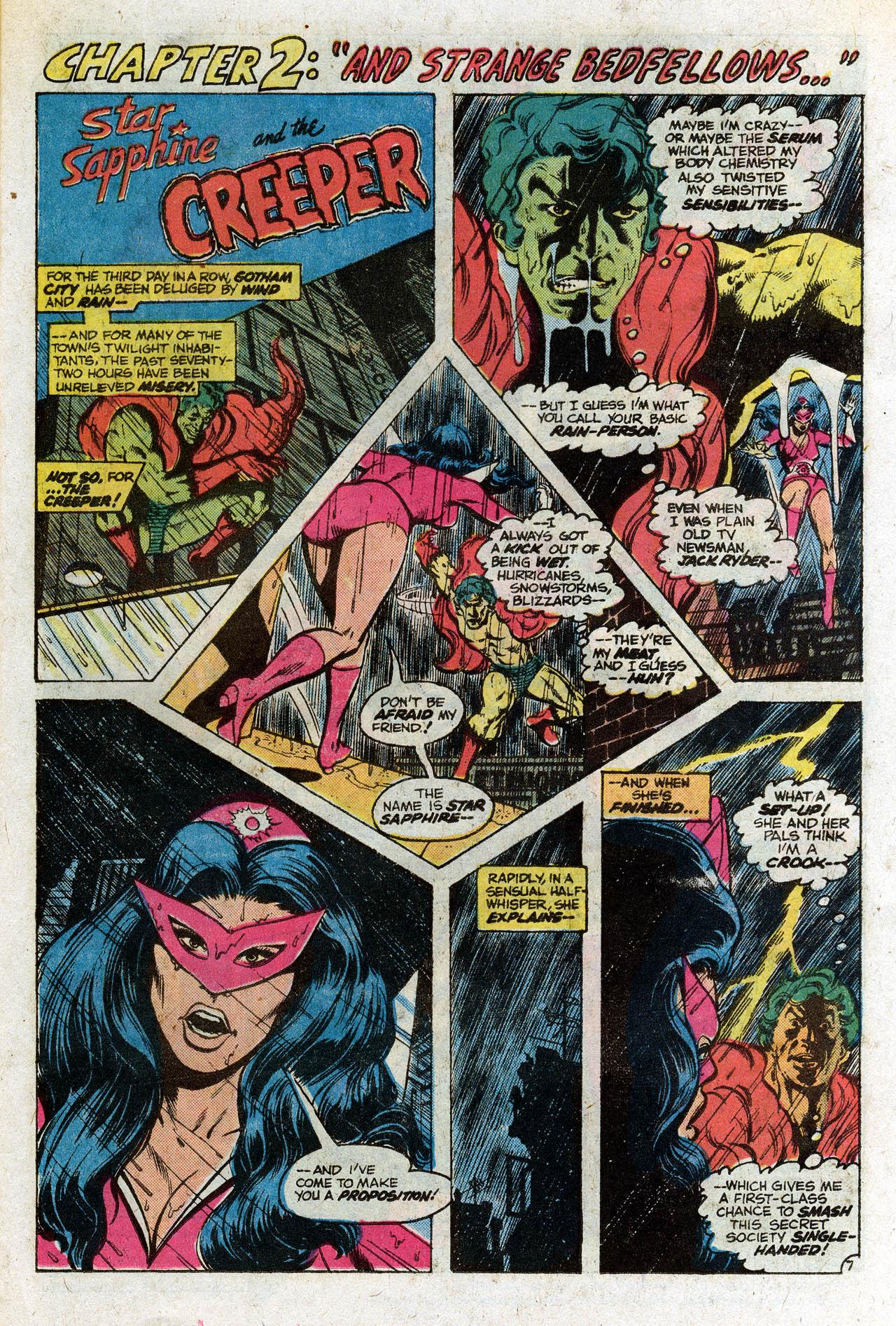 Read online Secret Society of Super-Villains comic -  Issue #9 - 11