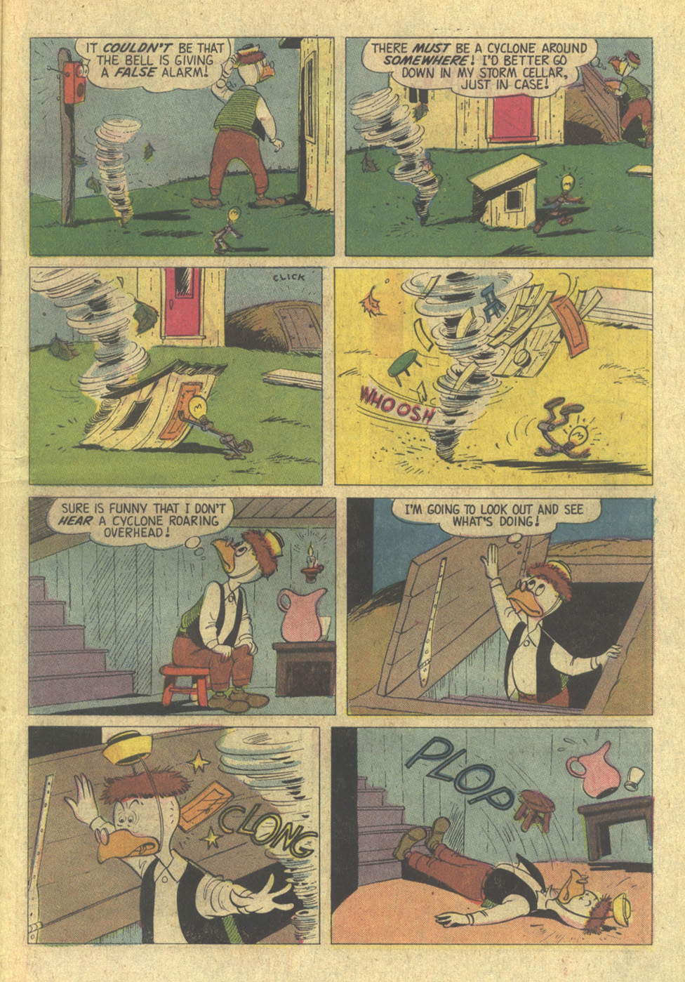 Read online Uncle Scrooge (1953) comic -  Issue #113 - 31