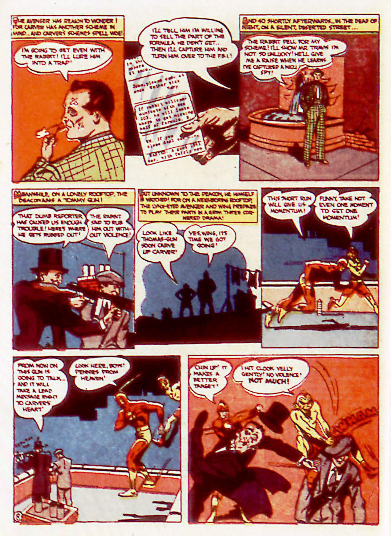 Read online Detective Comics (1937) comic -  Issue #71 - 38