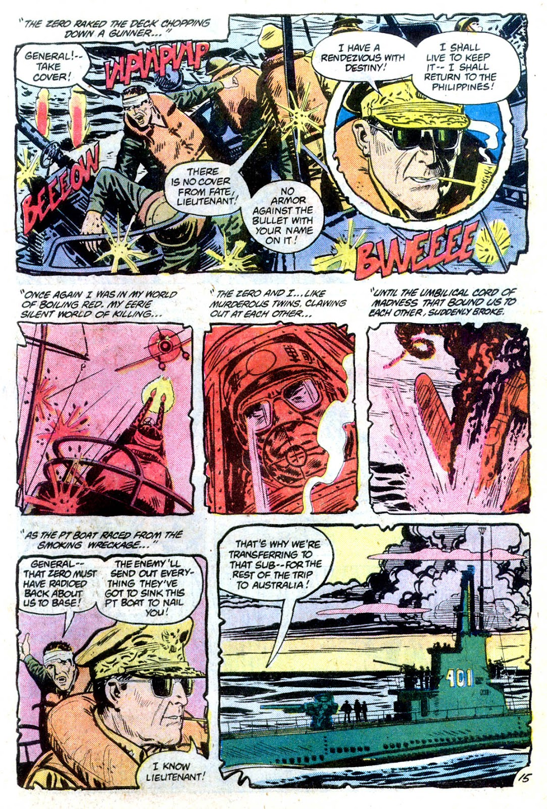 Sgt. Rock issue Annual 2 - Page 17
