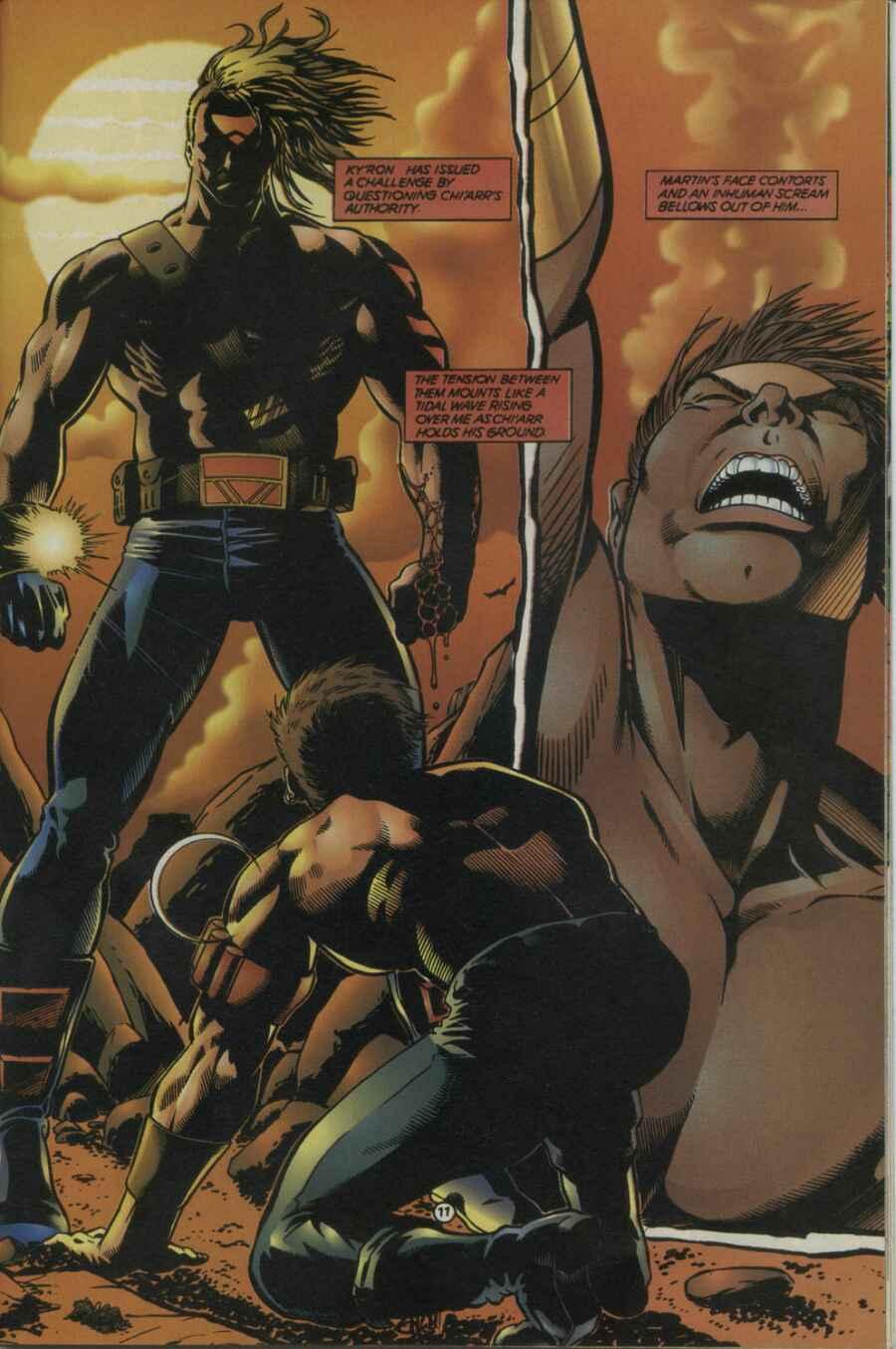 Read online Ultraverse Premiere comic -  Issue #2 - 27