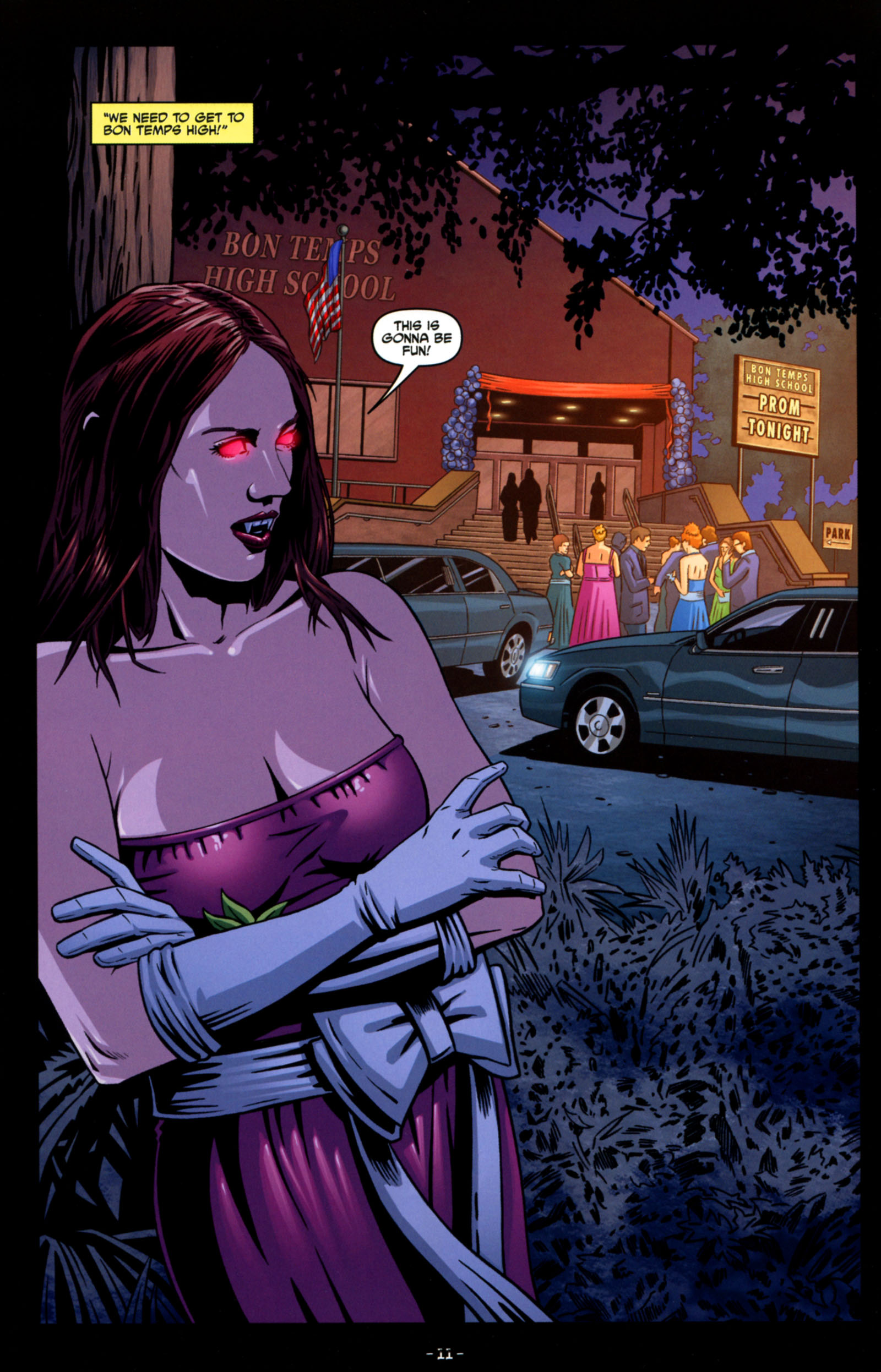 Read online True Blood: Tainted Love comic -  Issue #4 - 13
