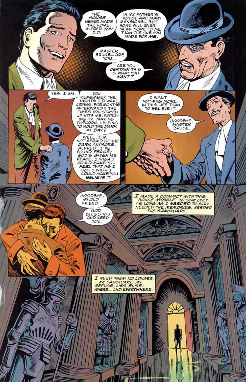Read online Batman: Holy Terror comic -  Issue # Full - 10